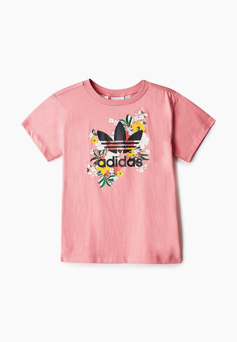 Футболка Adidas Originals (Адидас Ориджиналс) GN4215: изображение 1