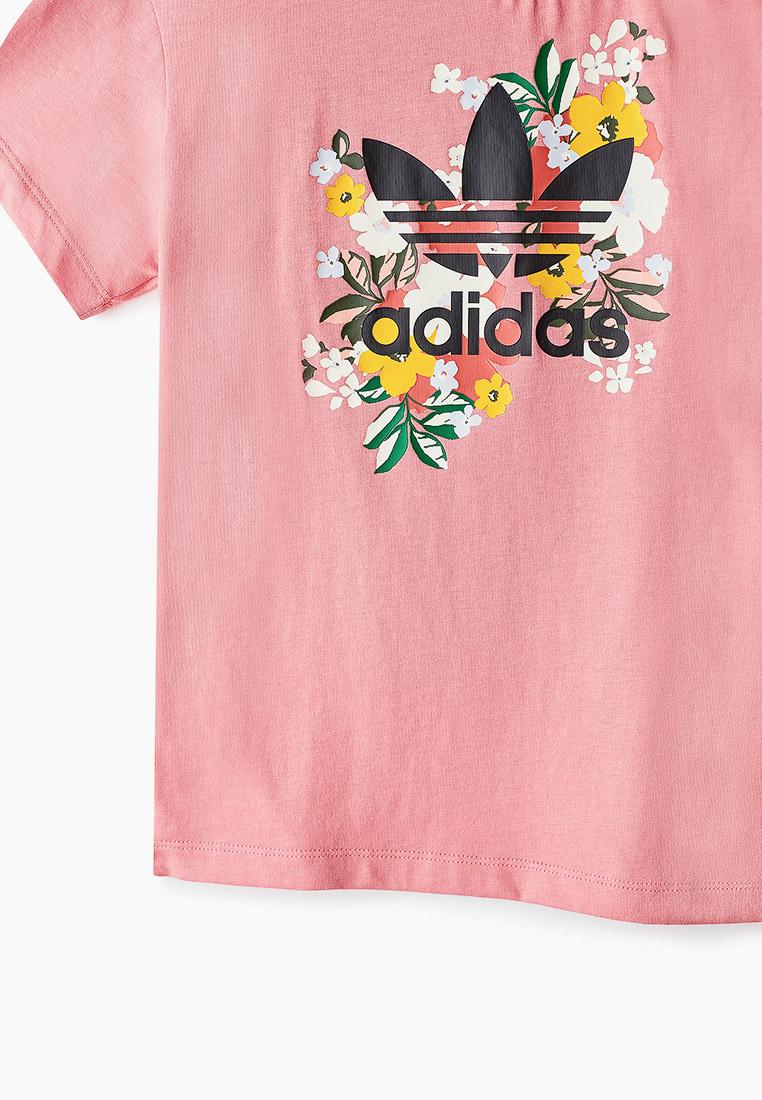 Футболка Adidas Originals (Адидас Ориджиналс) GN4215: изображение 3