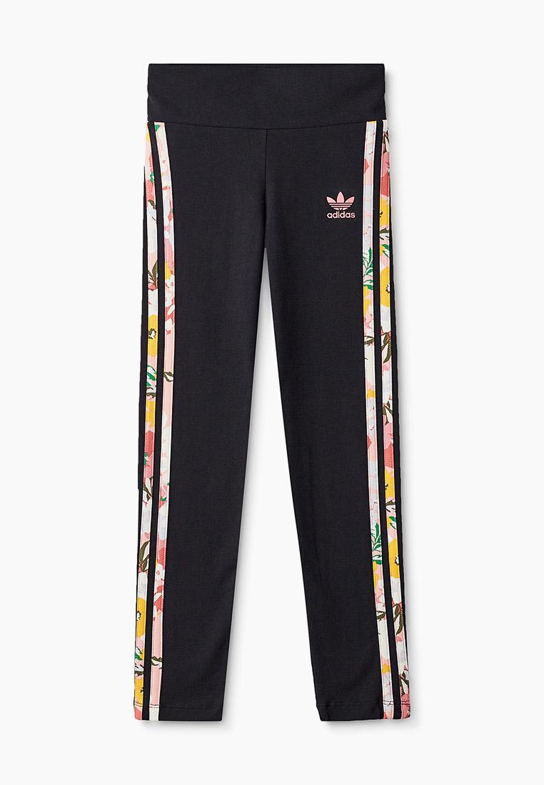 Леггинсы для девочек Adidas Originals (Адидас Ориджиналс) GN4219