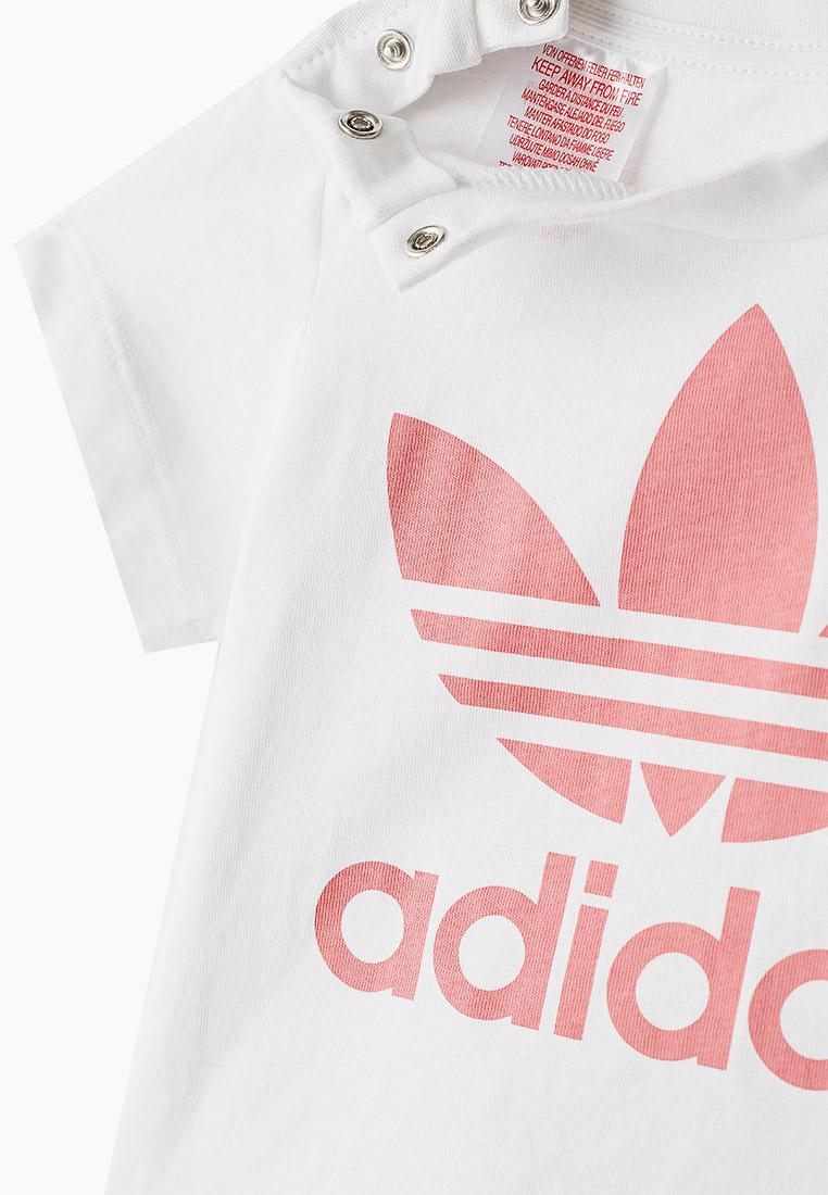 Футболка Adidas Originals (Адидас Ориджиналс) GN8175: изображение 3