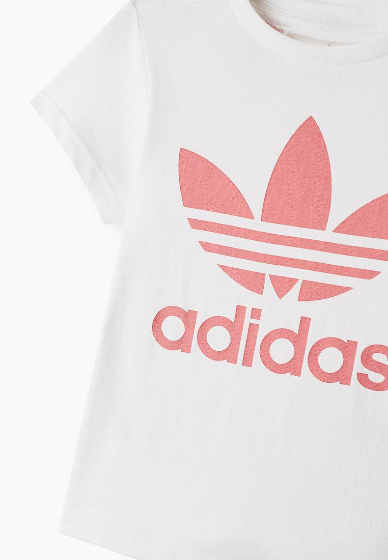 Футболка Adidas Originals (Адидас Ориджиналс) GN8213: изображение 3