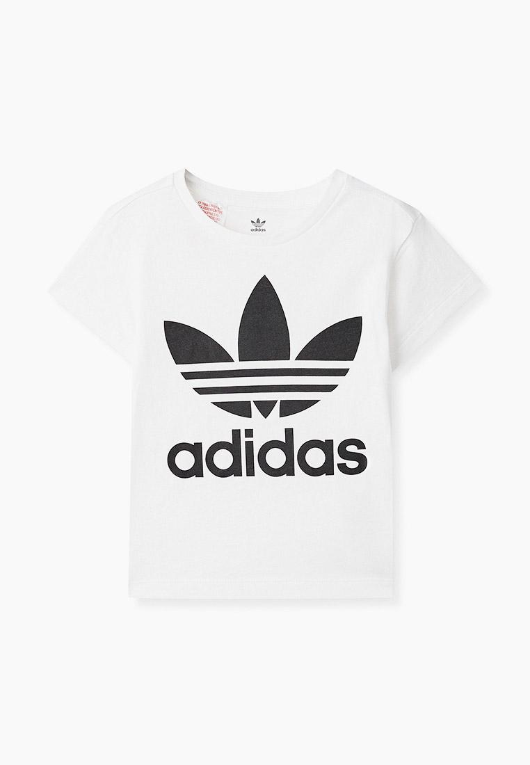 Футболка Adidas Originals (Адидас Ориджиналс) DV2857