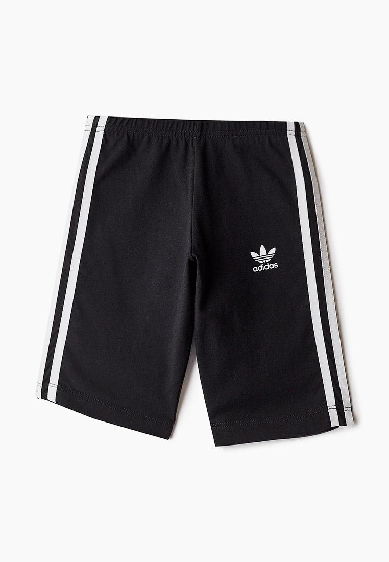 Шорты для девочек Adidas Originals (Адидас Ориджиналс) Шорты adidas Originals