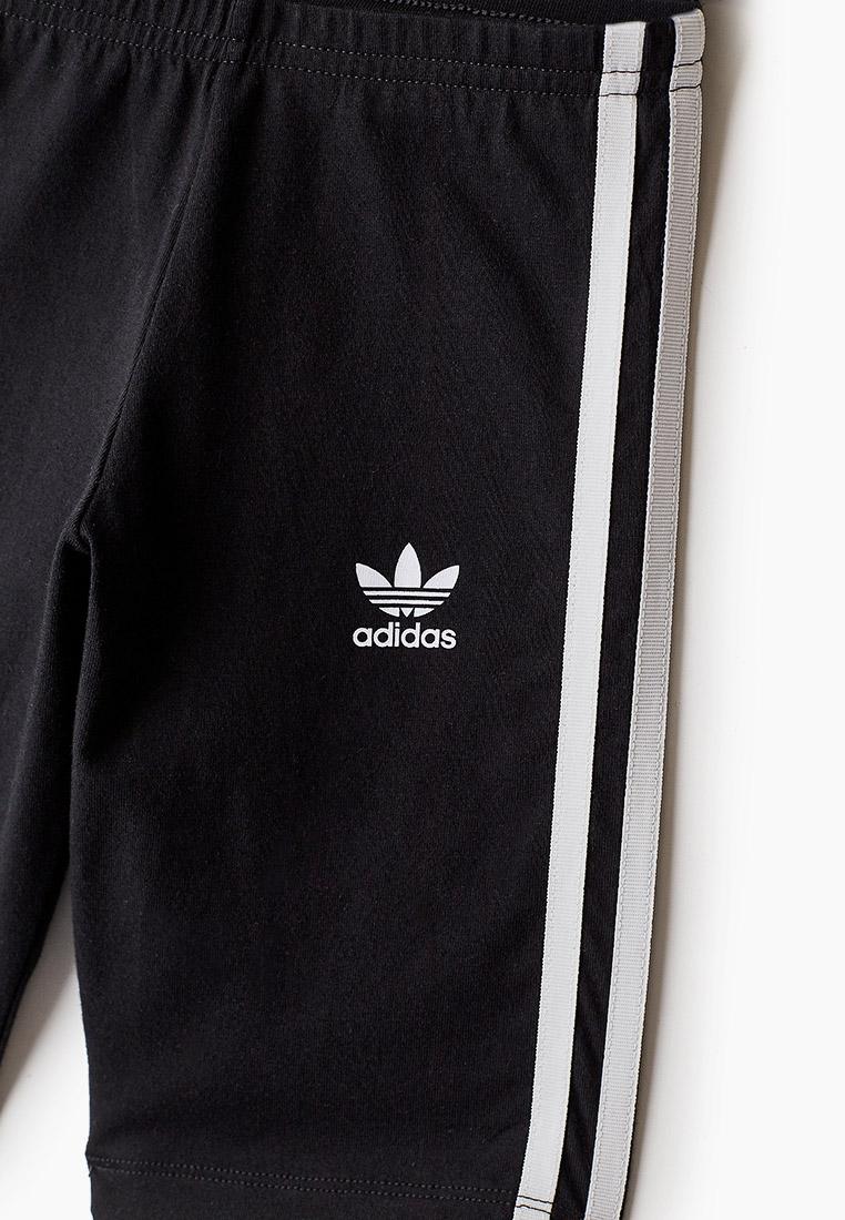 Шорты для девочек Adidas Originals (Адидас Ориджиналс) FM5682: изображение 3