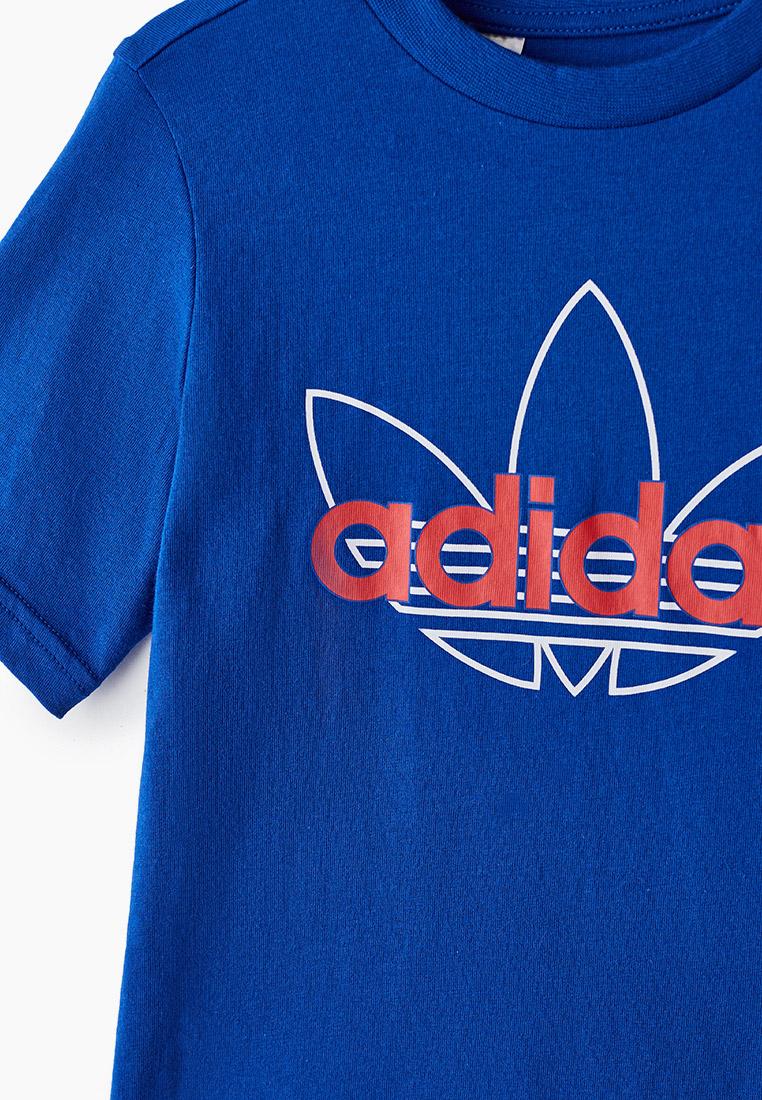 Футболка Adidas Originals (Адидас Ориджиналс) GN2299: изображение 3
