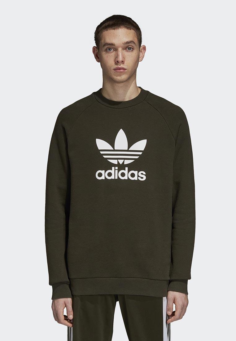 Мужские свитшоты Adidas Originals (Адидас Ориджиналс) DM7834