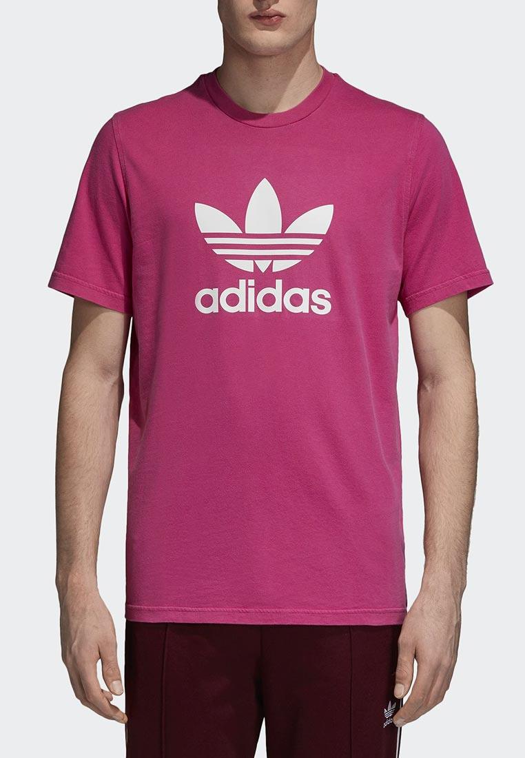 Футболка с коротким рукавом Adidas Originals (Адидас Ориджиналс) DH5776