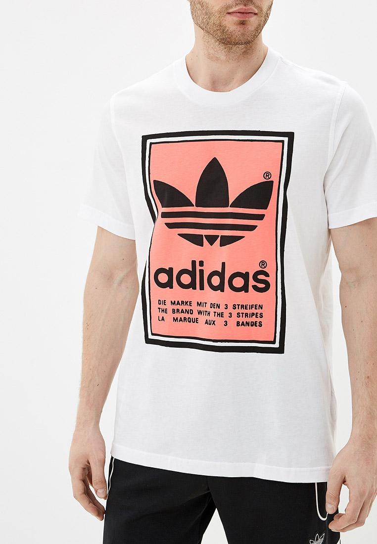 Футболка Adidas Originals (Адидас Ориджиналс) ED6938