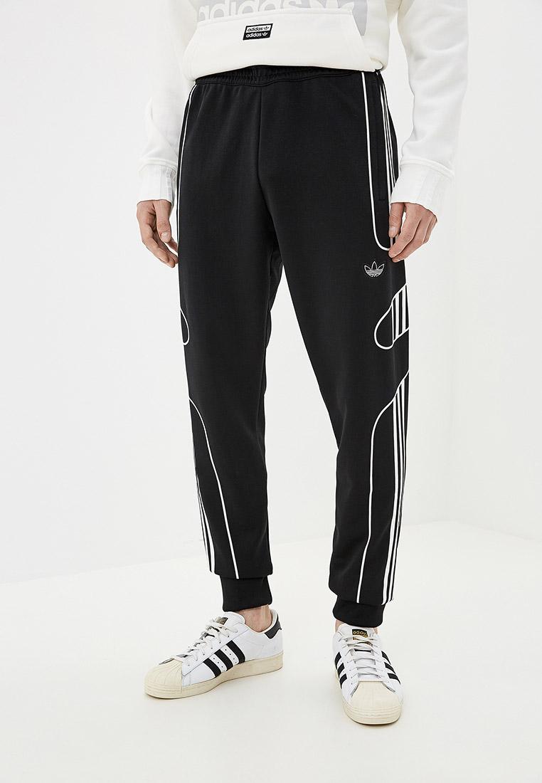 Мужские спортивные брюки Adidas Originals (Адидас Ориджиналс) ED7225: изображение 1