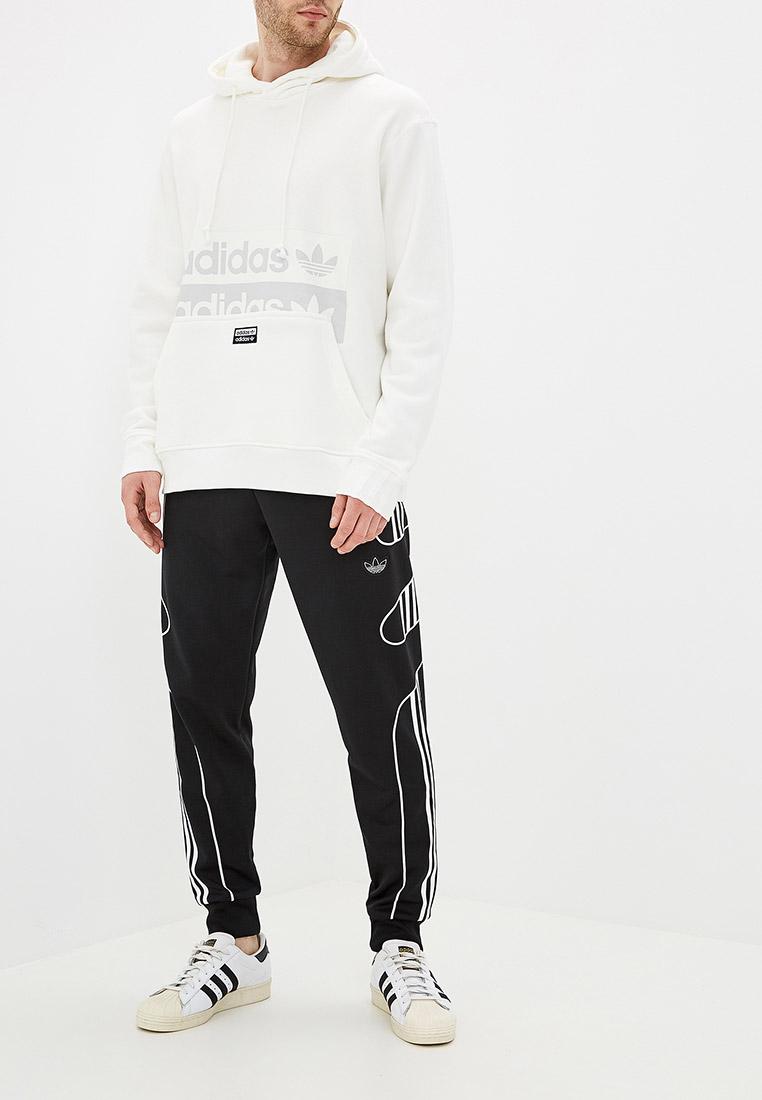 Мужские спортивные брюки Adidas Originals (Адидас Ориджиналс) ED7225: изображение 2