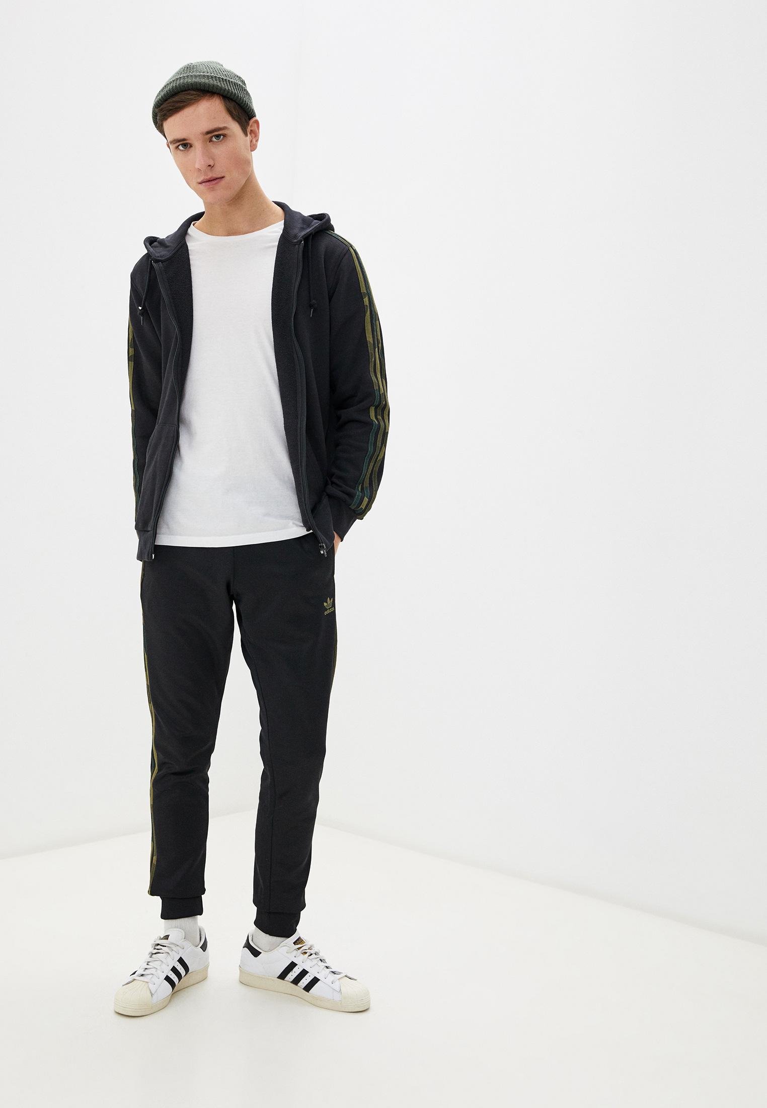 Мужские спортивные брюки Adidas Originals (Адидас Ориджиналс) FM3360: изображение 2