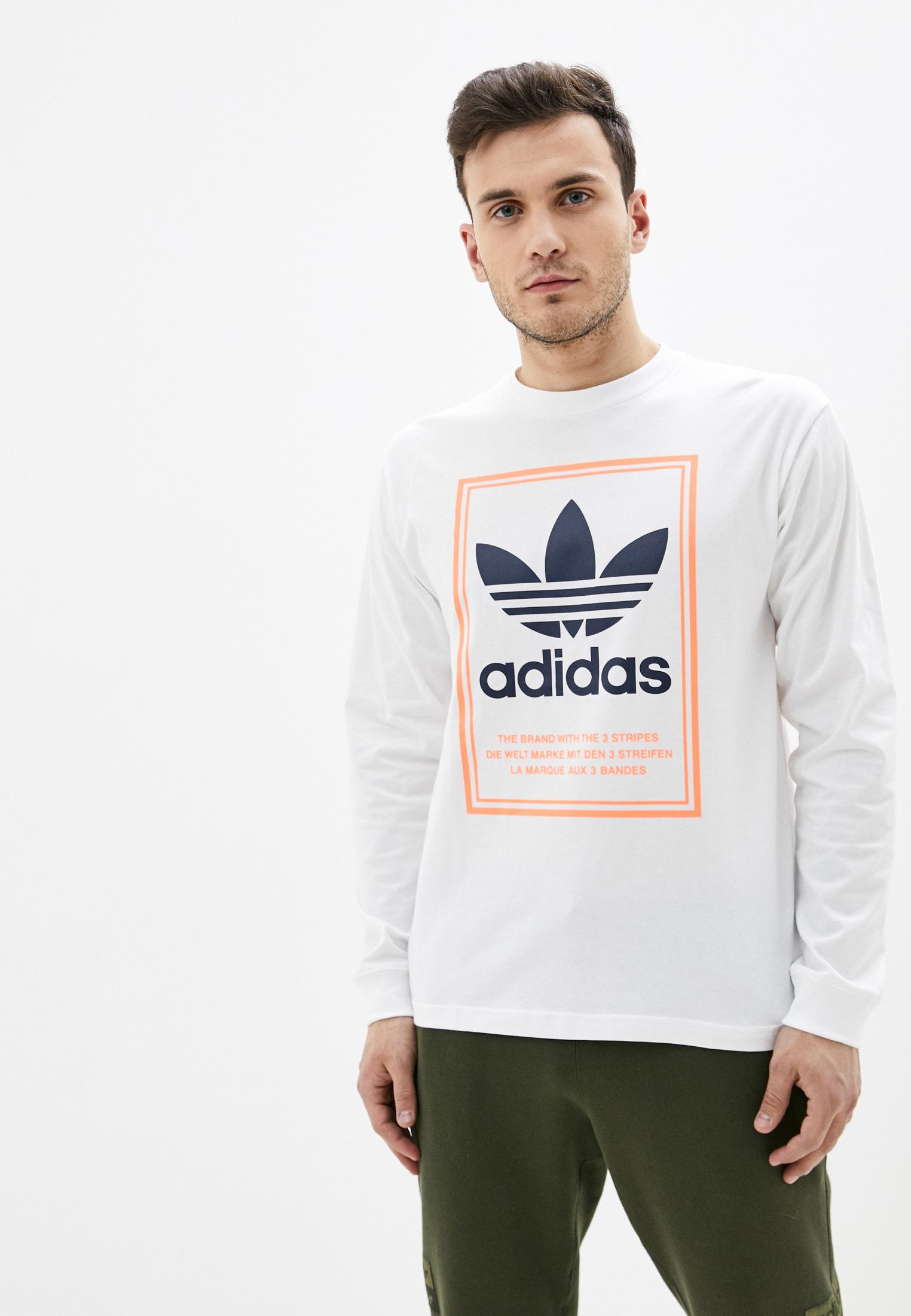 Футболка Adidas Originals (Адидас Ориджиналс) FM1568