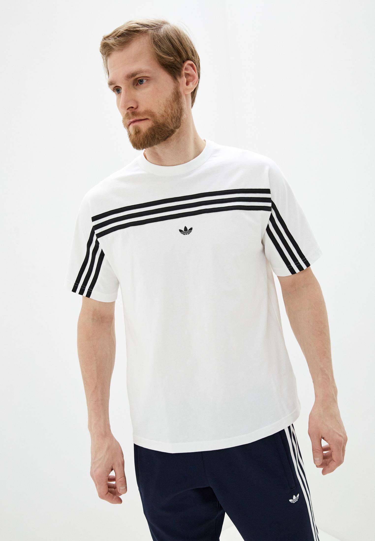 Спортивная футболка Adidas Originals (Адидас Ориджиналс) FM1529