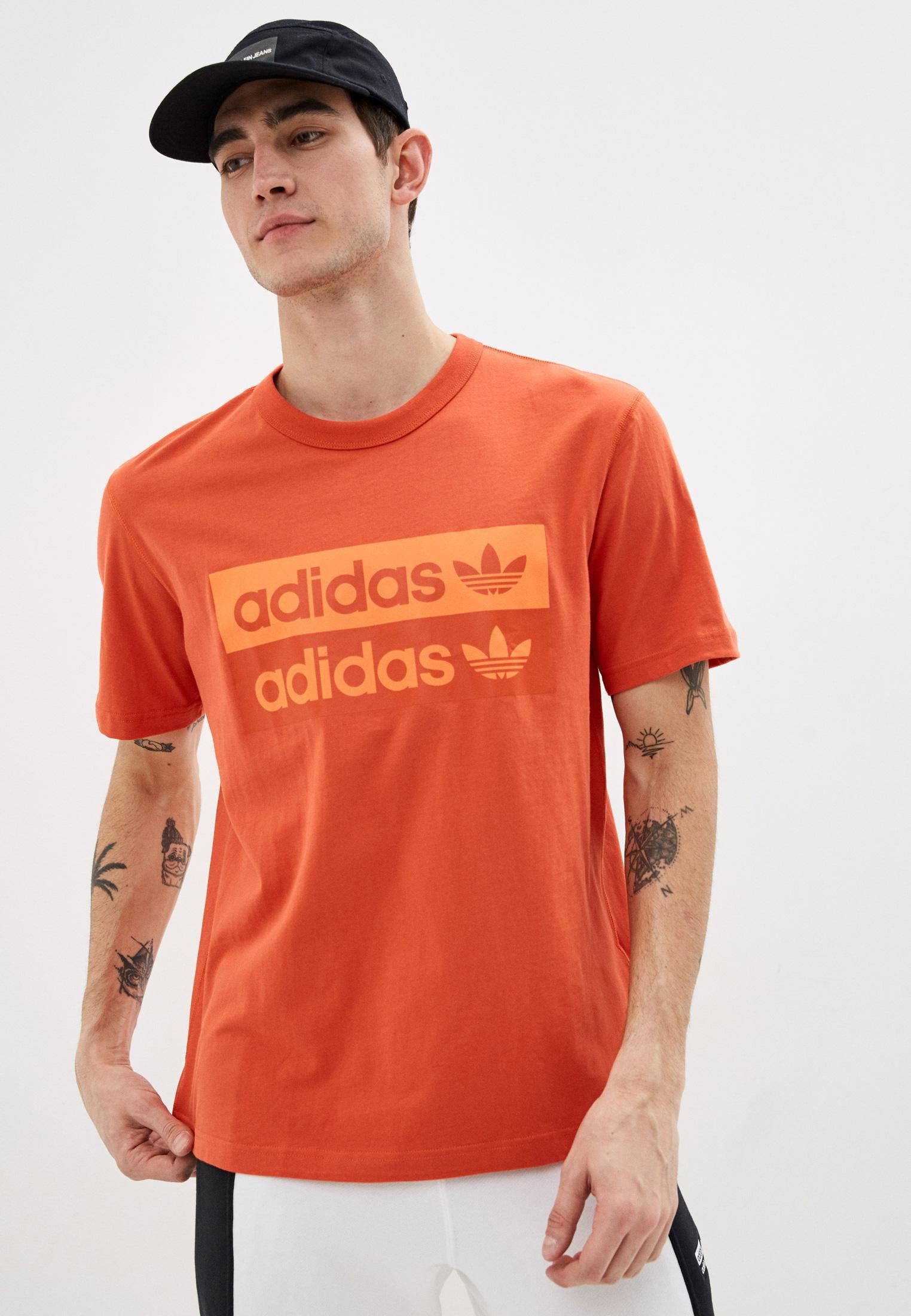 Футболка Adidas Originals (Адидас Ориджиналс) FM2289