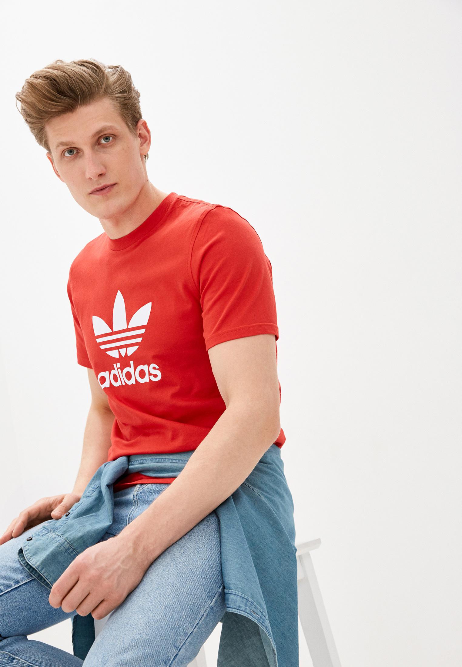 Футболка Adidas Originals (Адидас Ориджиналс) FM3791