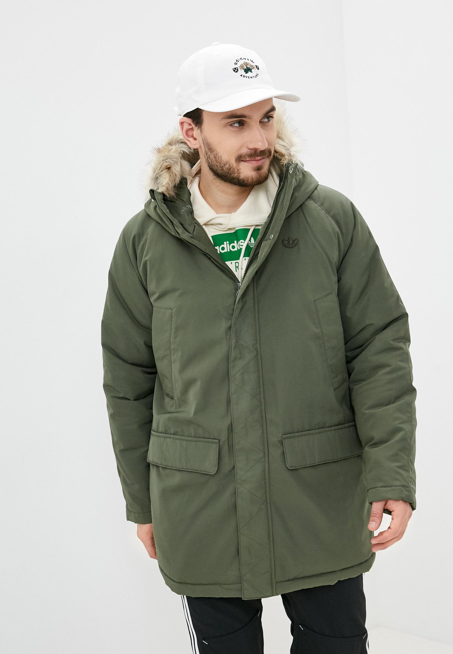 Утепленная куртка Adidas Originals (Адидас Ориджиналс) GE1313: изображение 1
