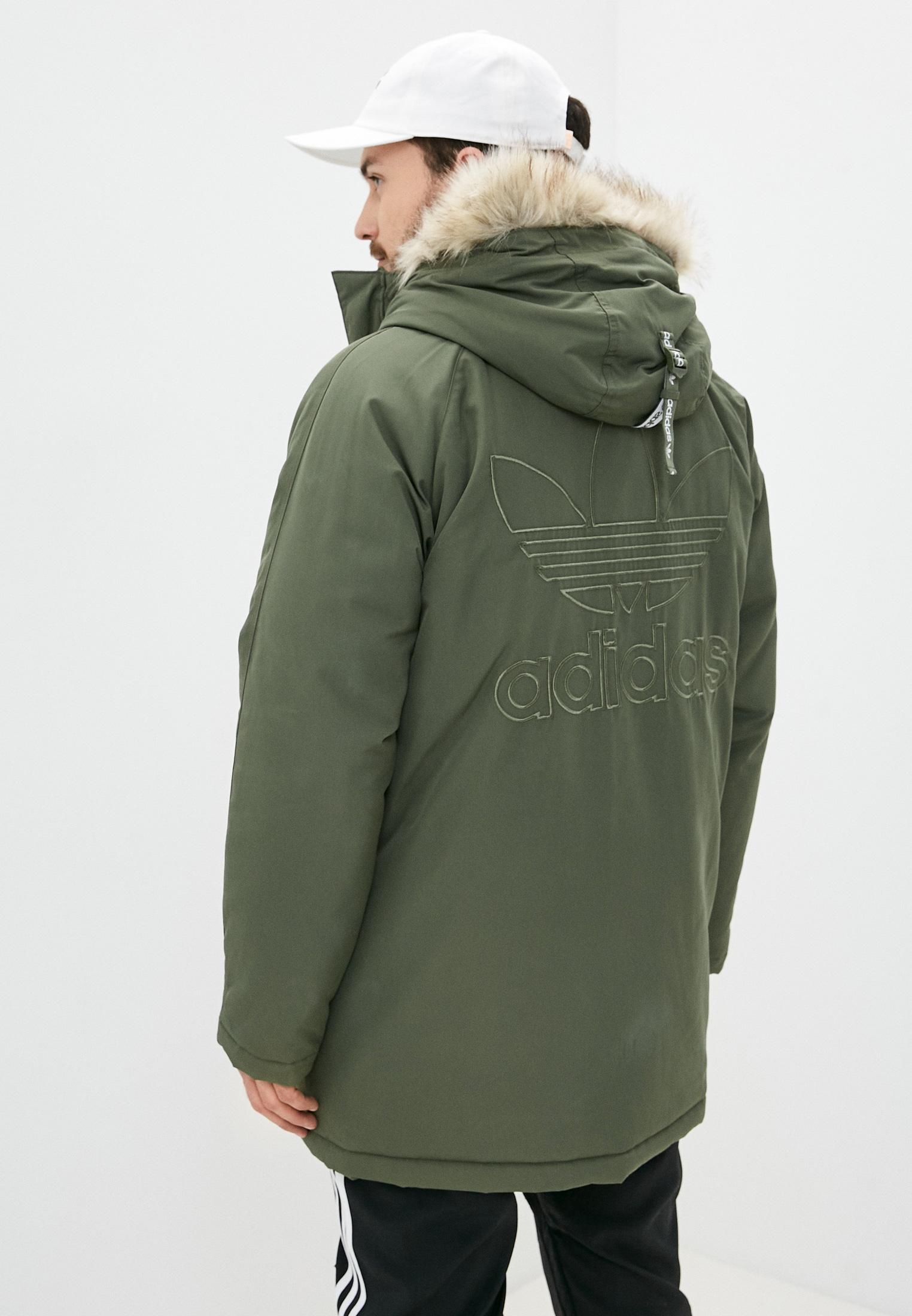 Утепленная куртка Adidas Originals (Адидас Ориджиналс) GE1313: изображение 3