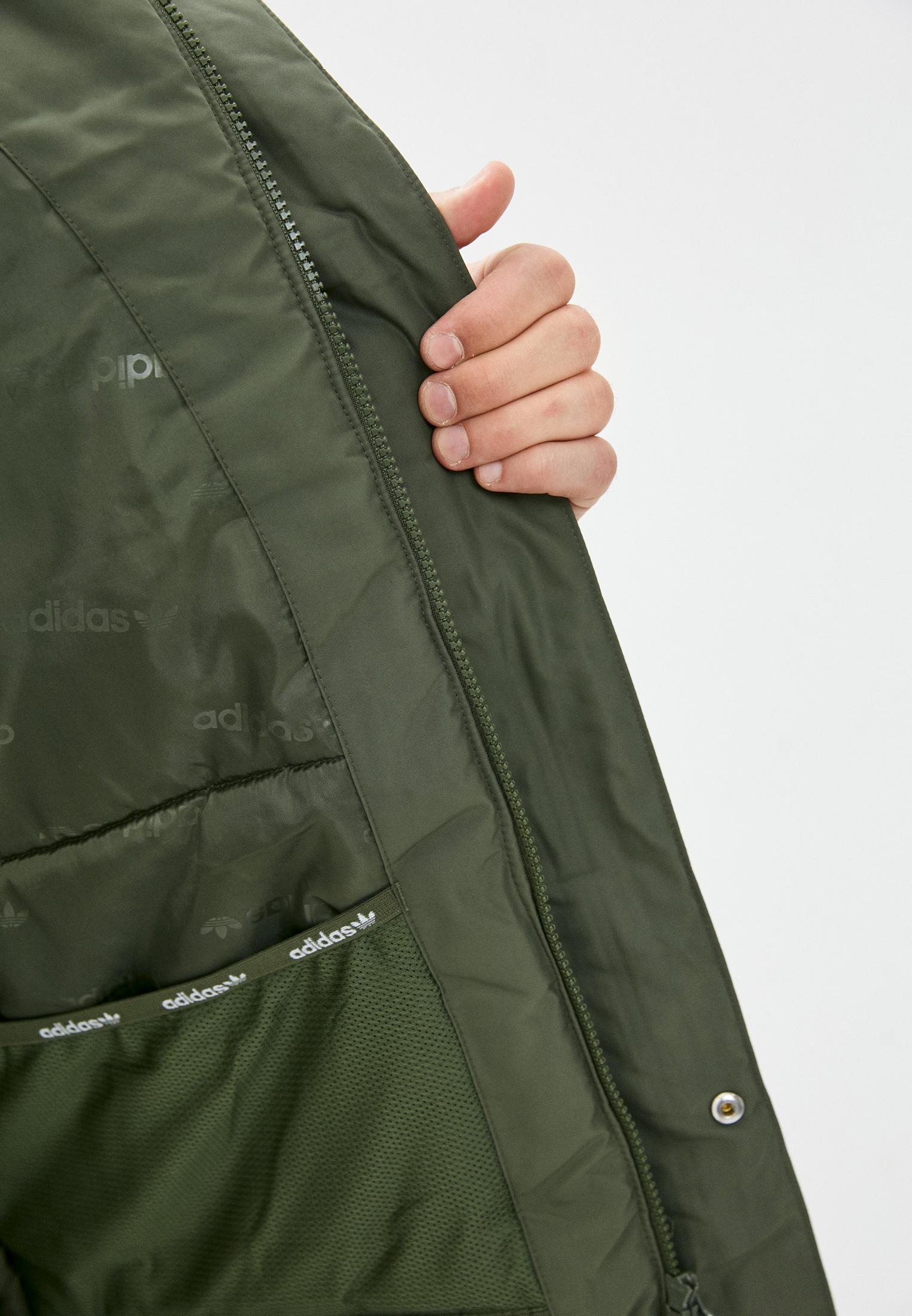 Утепленная куртка Adidas Originals (Адидас Ориджиналс) GE1313: изображение 4
