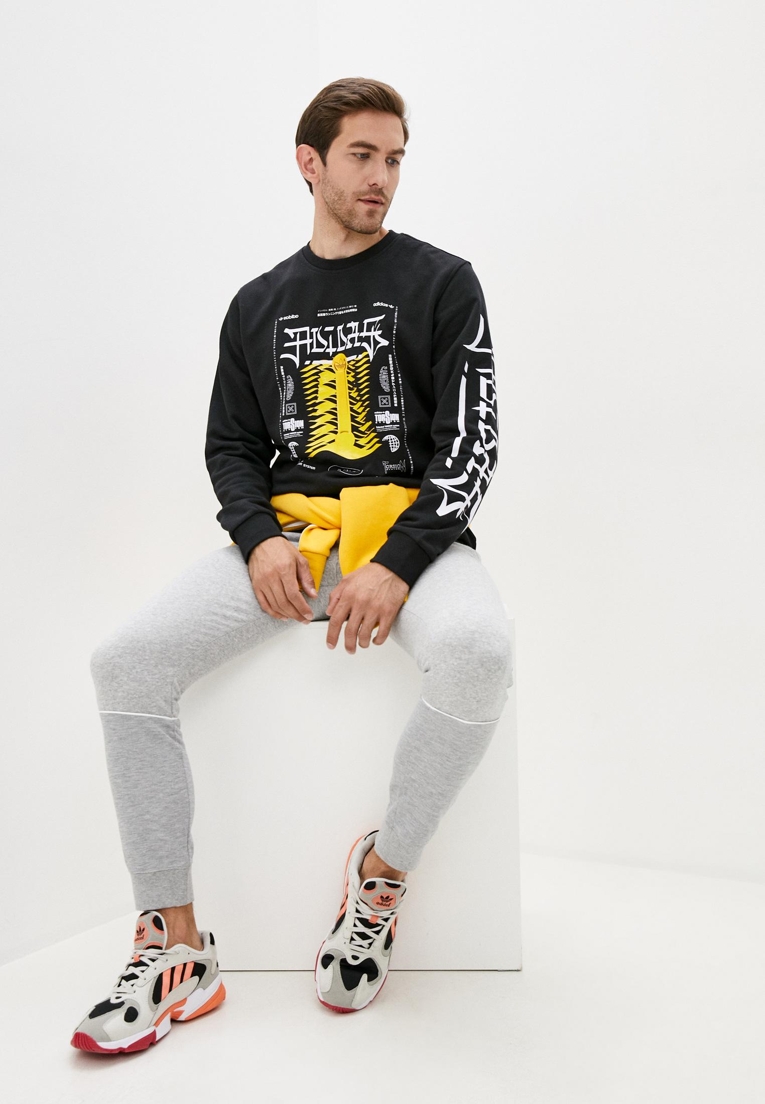 Толстовка Adidas Originals (Адидас Ориджиналс) GD6001: изображение 2