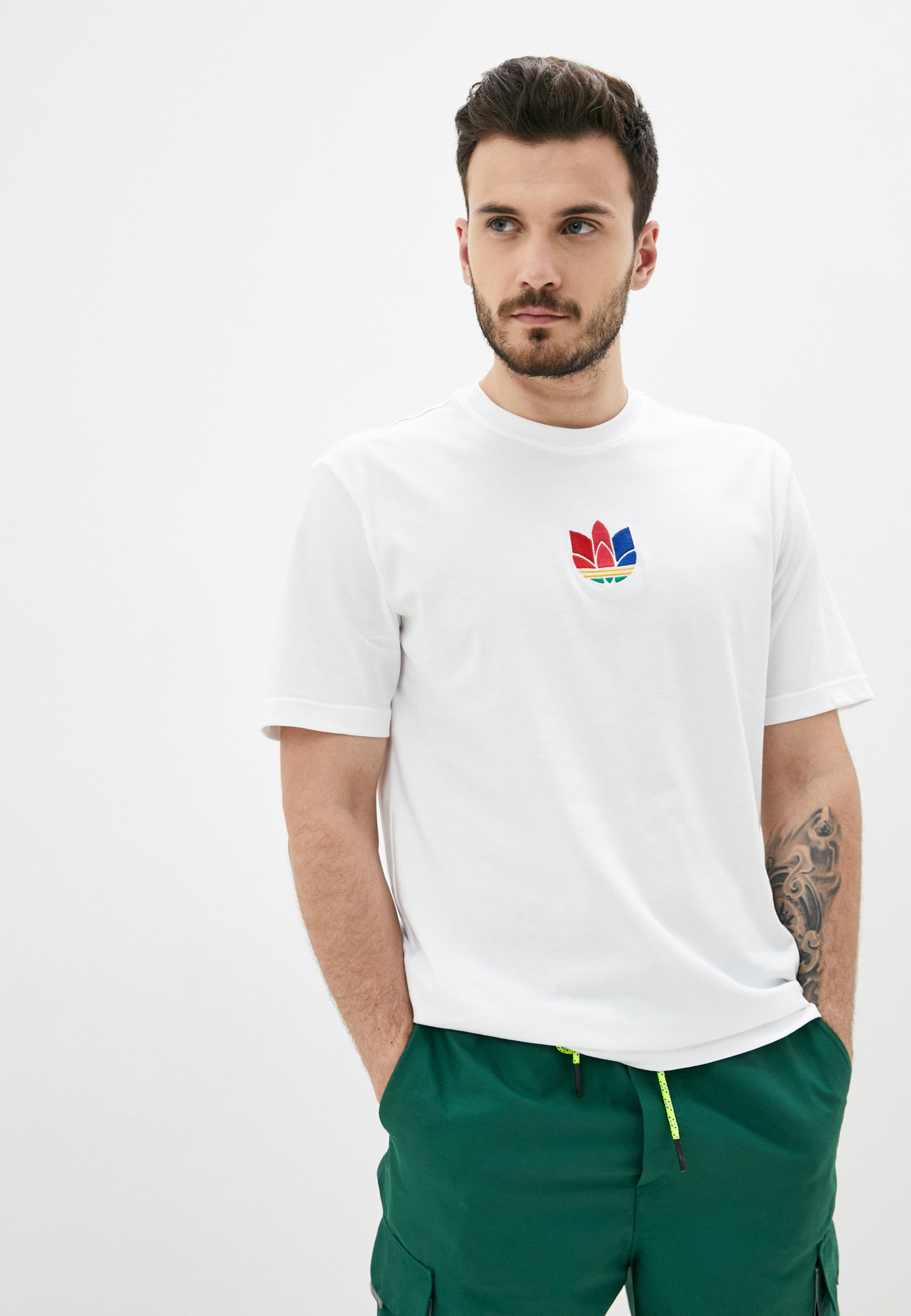 Футболка Adidas Originals (Адидас Ориджиналс) GE0828
