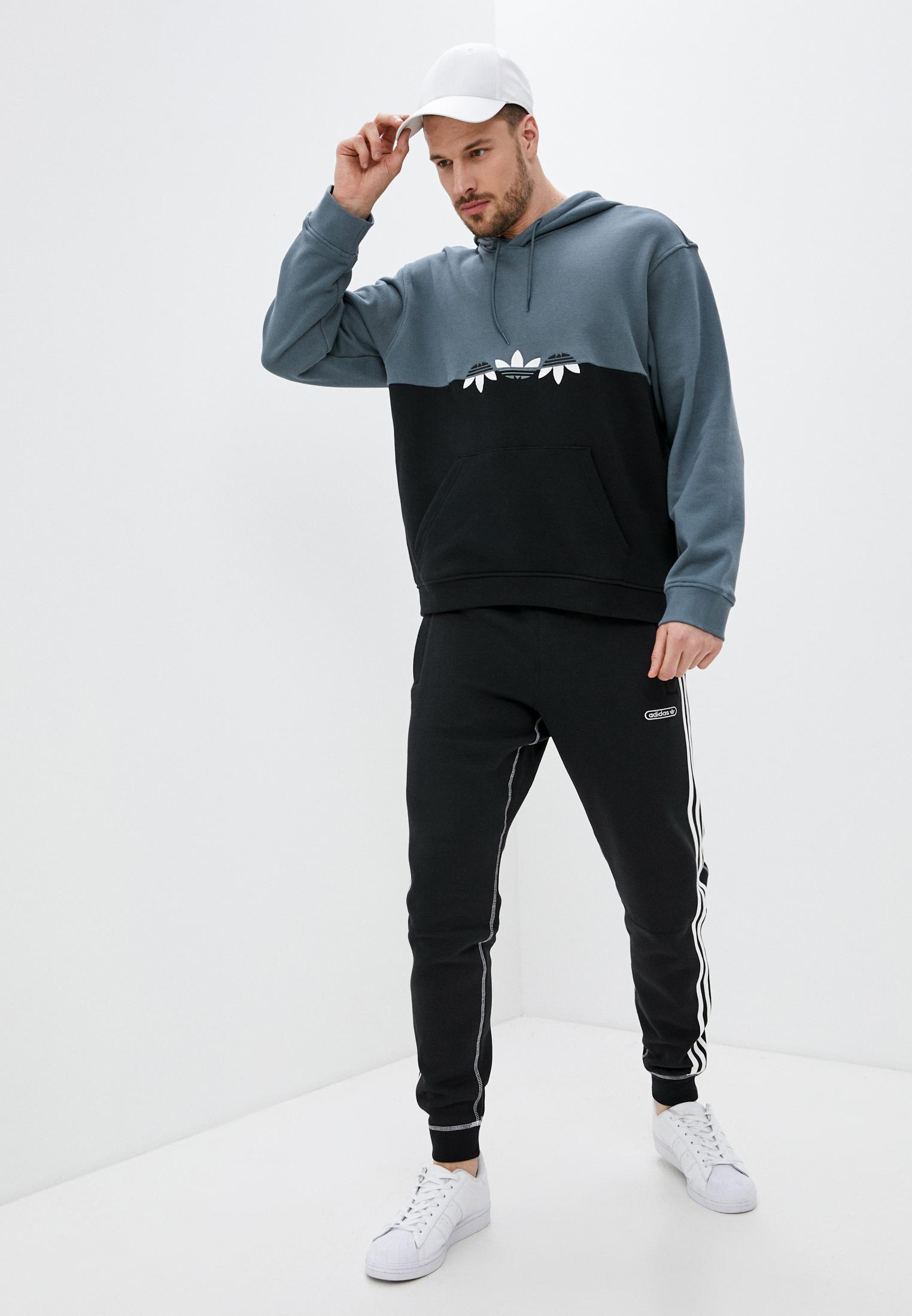 Мужские спортивные брюки Adidas Originals (Адидас Ориджиналс) GN3888: изображение 2