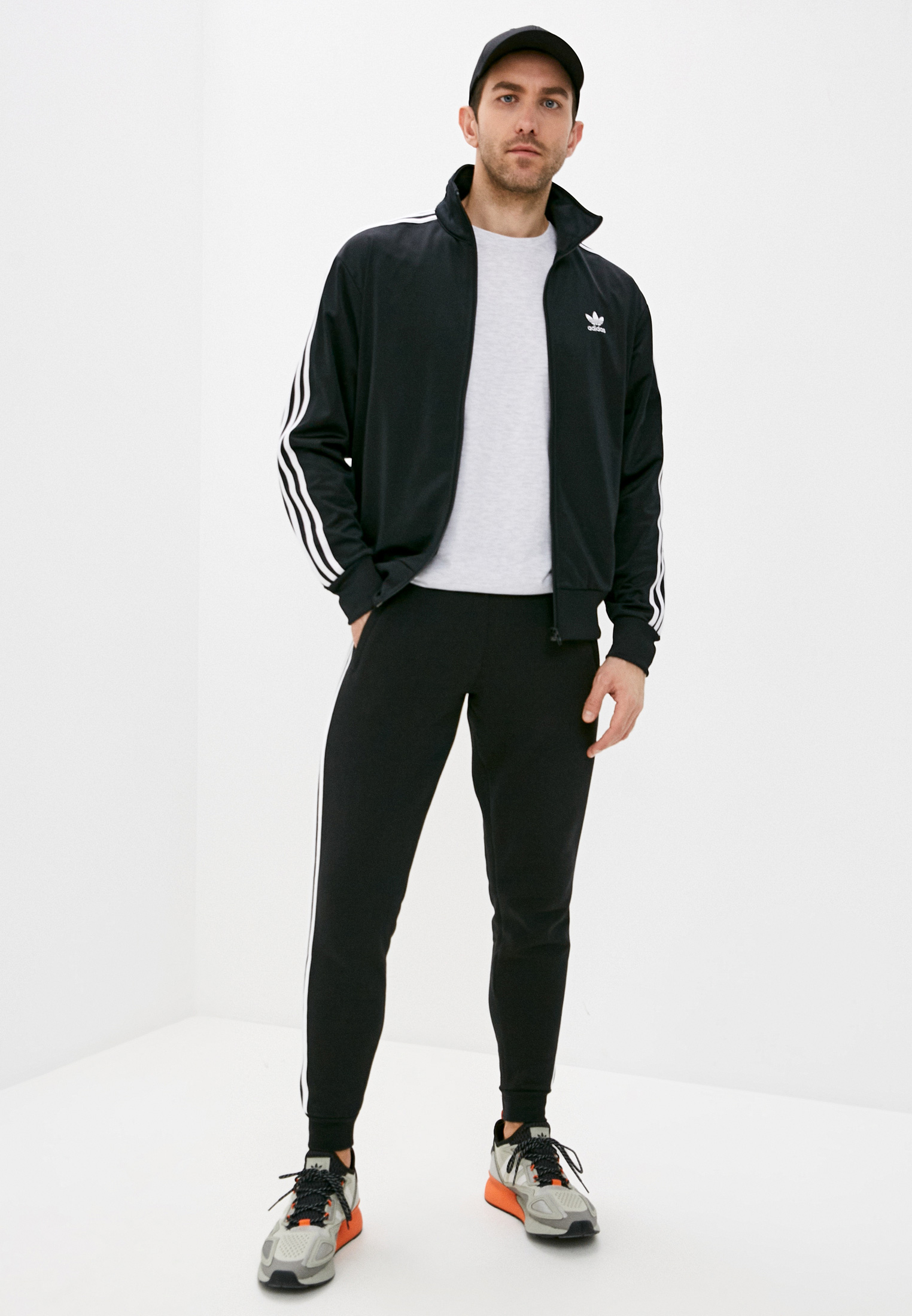 Мужские спортивные брюки Adidas Originals (Адидас Ориджиналс) GN3458: изображение 2