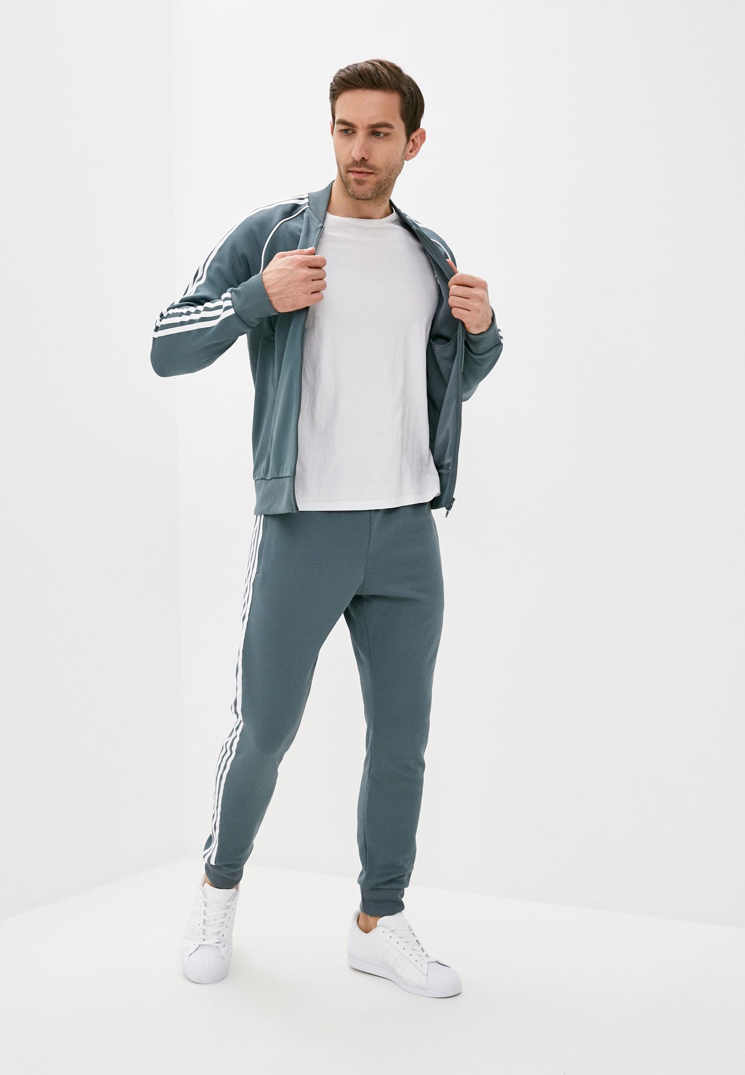 Мужские спортивные брюки Adidas Originals (Адидас Ориджиналс) GN3514: изображение 2