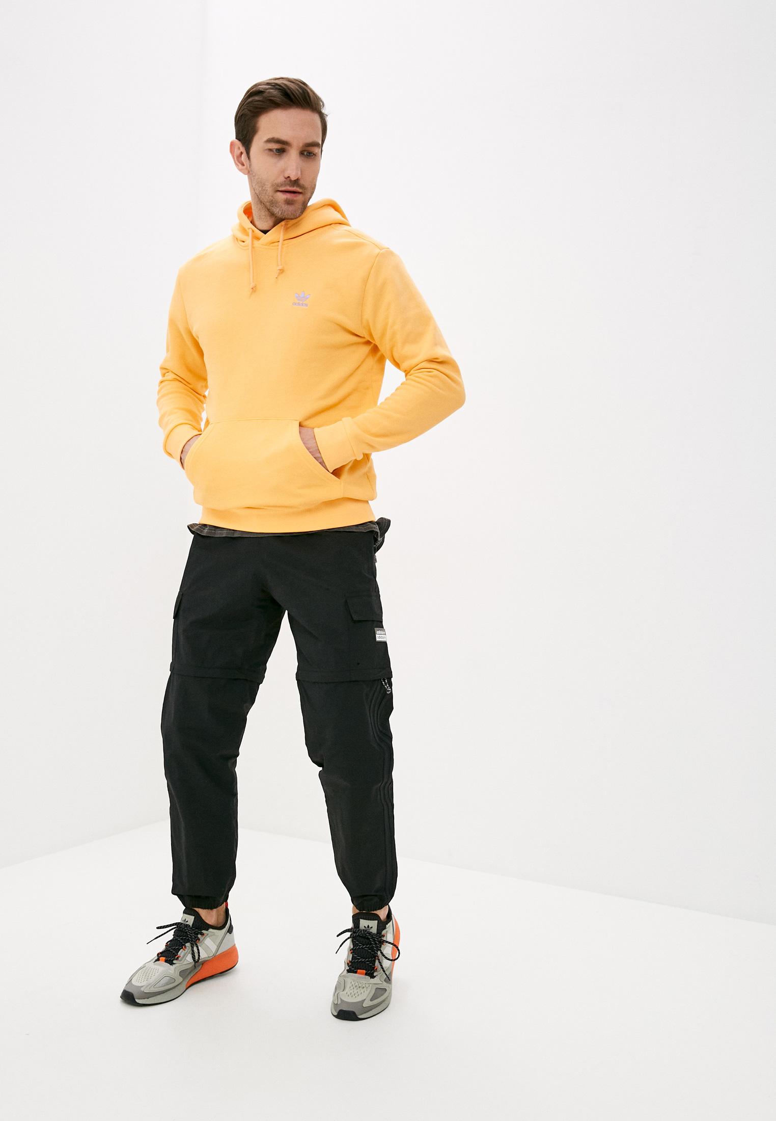 Мужские спортивные брюки Adidas Originals (Адидас Ориджиналс) GN3284: изображение 2