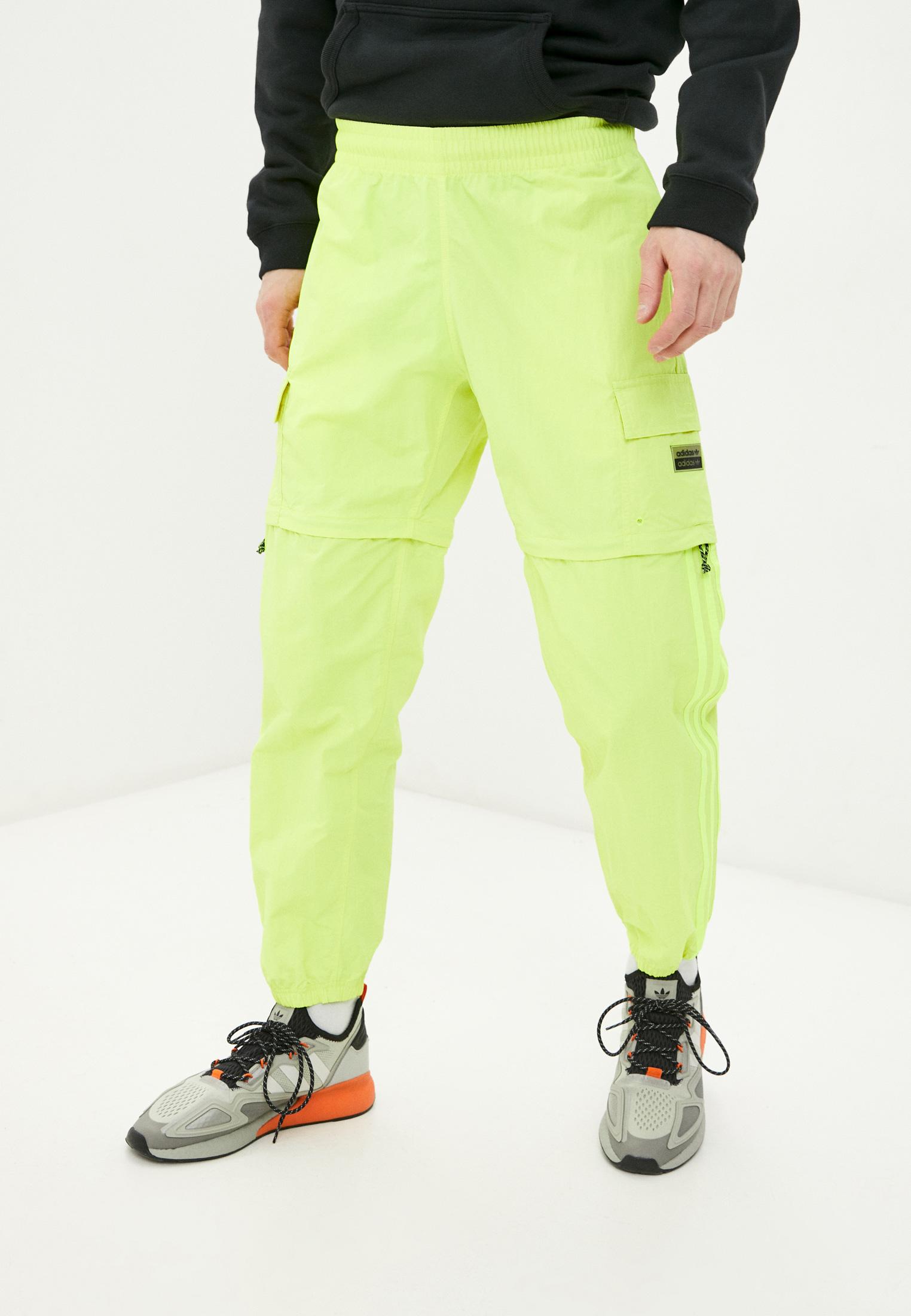 Мужские спортивные брюки Adidas Originals (Адидас Ориджиналс) Брюки спортивные adidas Originals