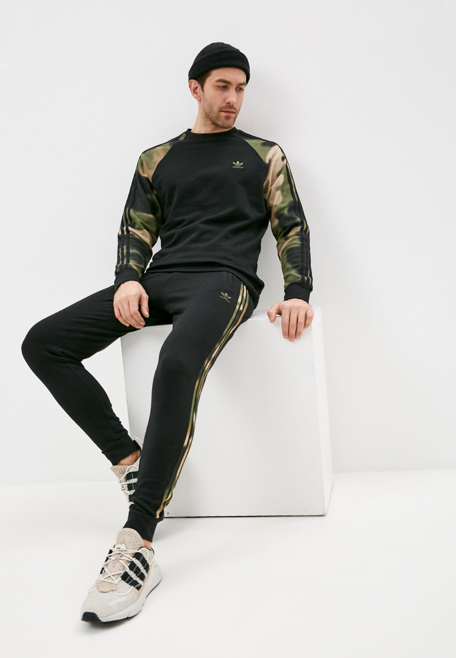 Мужские спортивные брюки Adidas Originals (Адидас Ориджиналс) GN1861: изображение 2