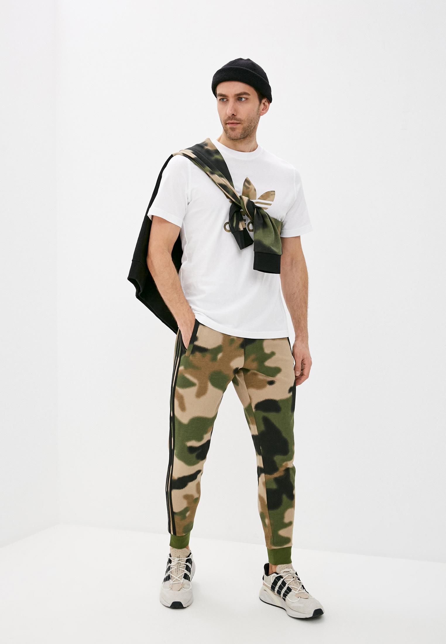 Мужские спортивные брюки Adidas Originals (Адидас Ориджиналс) GN1894: изображение 2