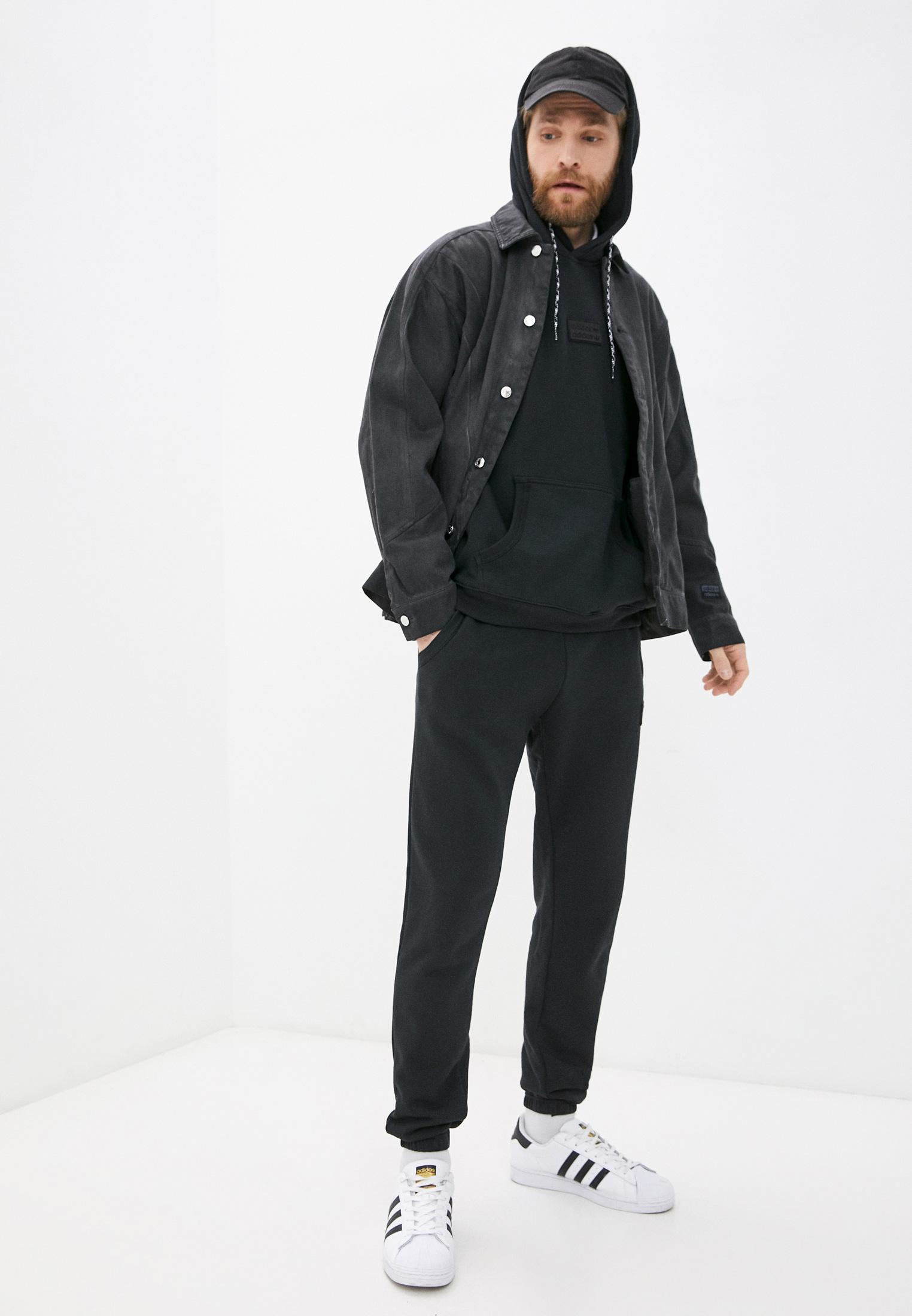 Мужские спортивные брюки Adidas Originals (Адидас Ориджиналс) GN3304: изображение 2