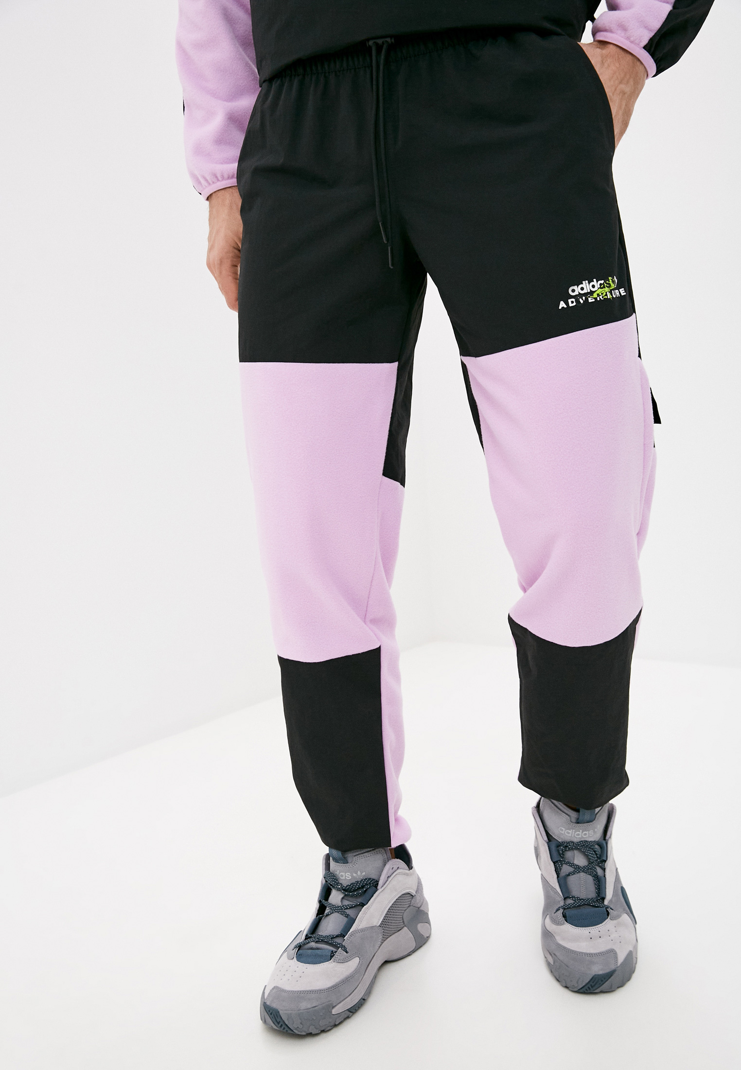 Мужские спортивные брюки Adidas Originals (Адидас Ориджиналс) GN2343: изображение 1