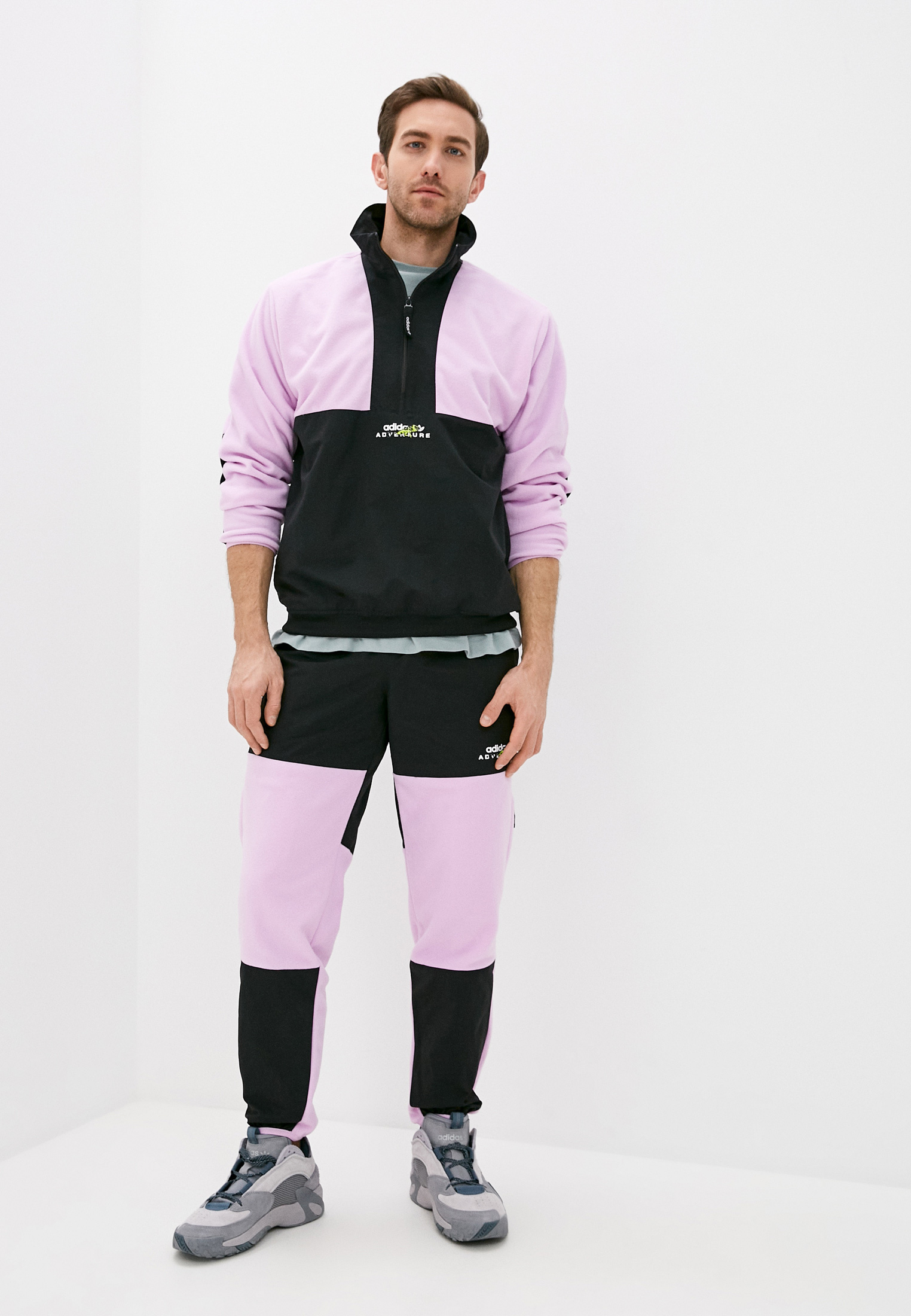 Мужские спортивные брюки Adidas Originals (Адидас Ориджиналс) GN2343: изображение 2