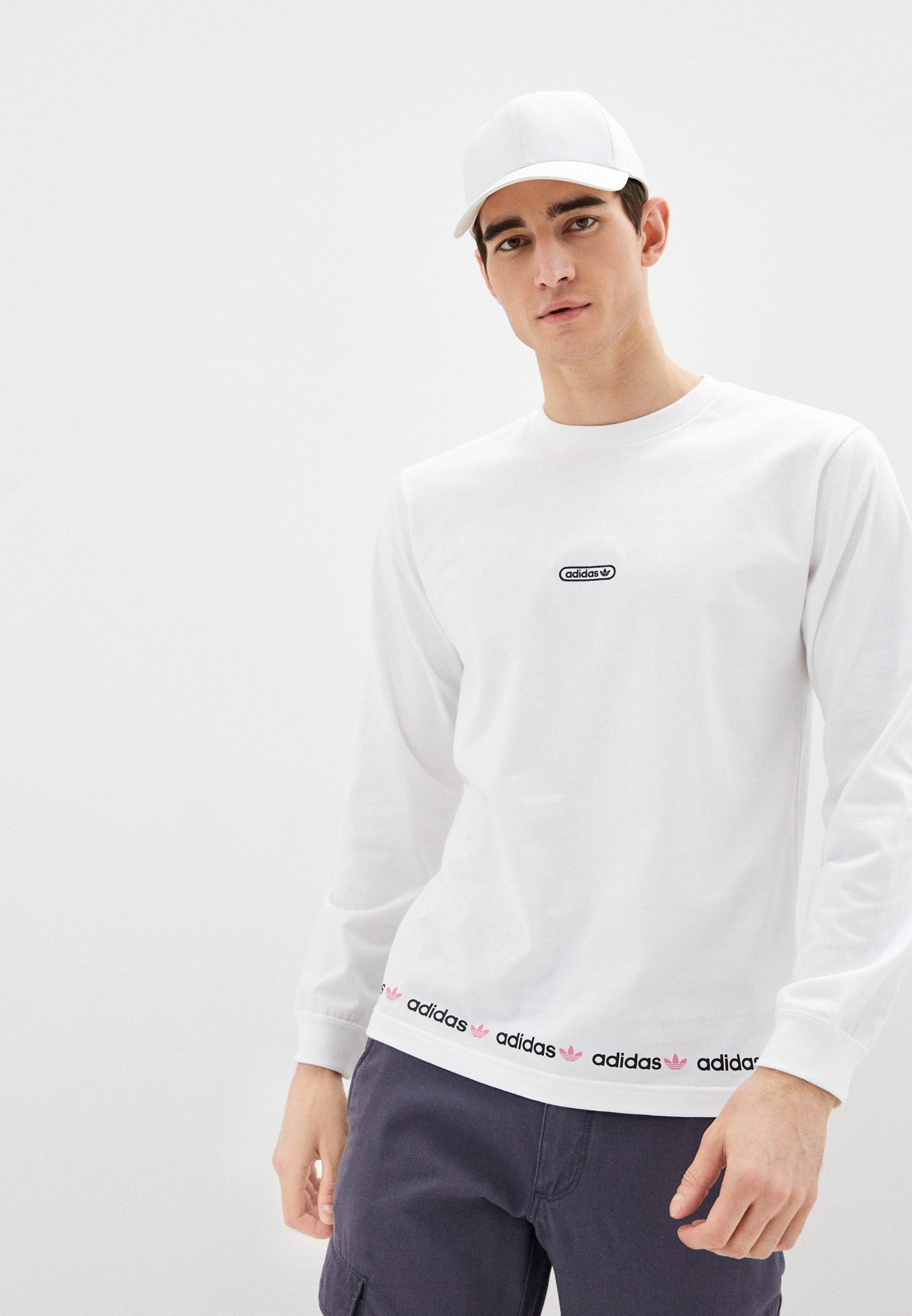 Футболка Adidas Originals (Адидас Ориджиналс) GN3880