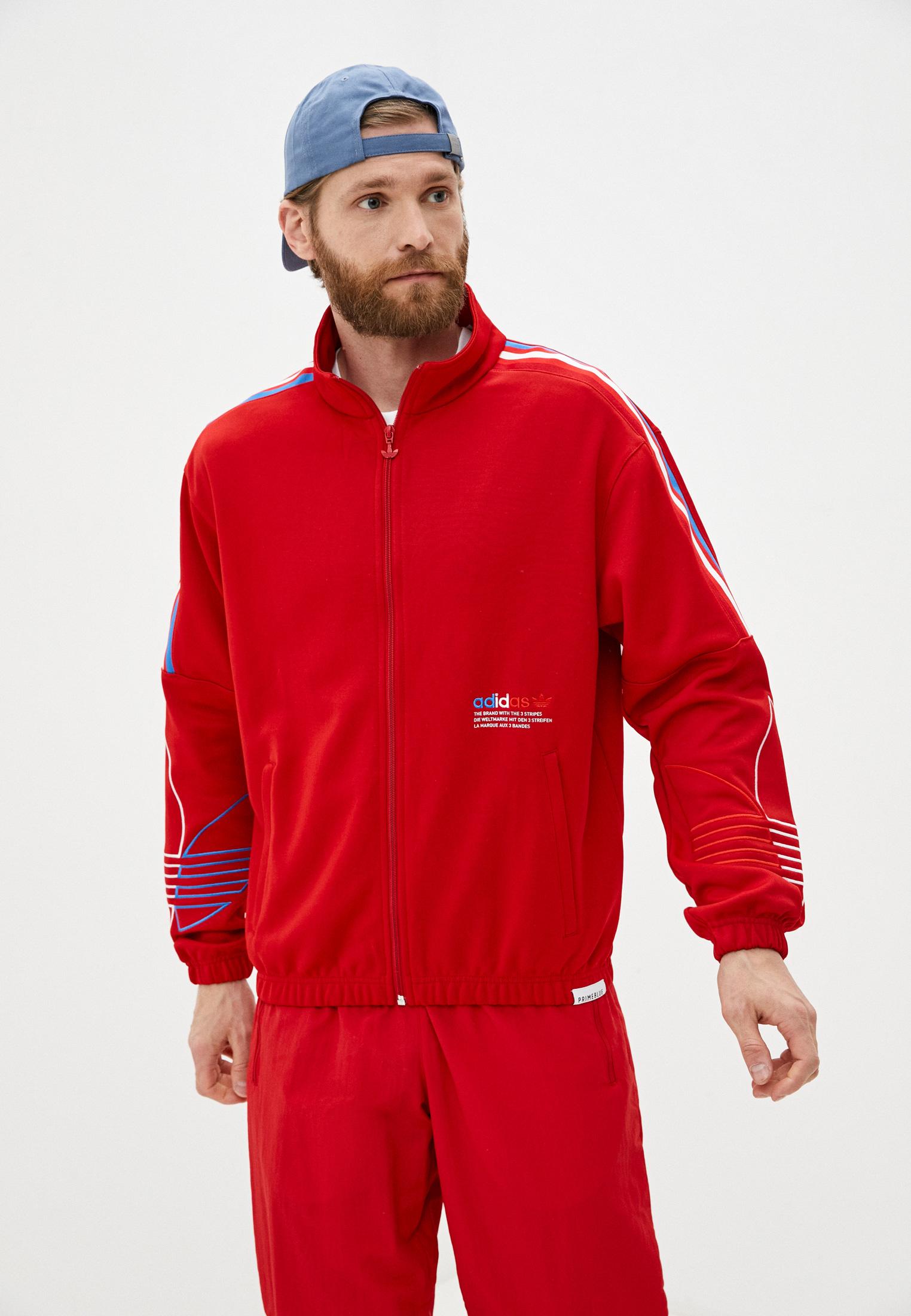 Толстовка Adidas Originals (Адидас Ориджиналс) GN3558: изображение 1