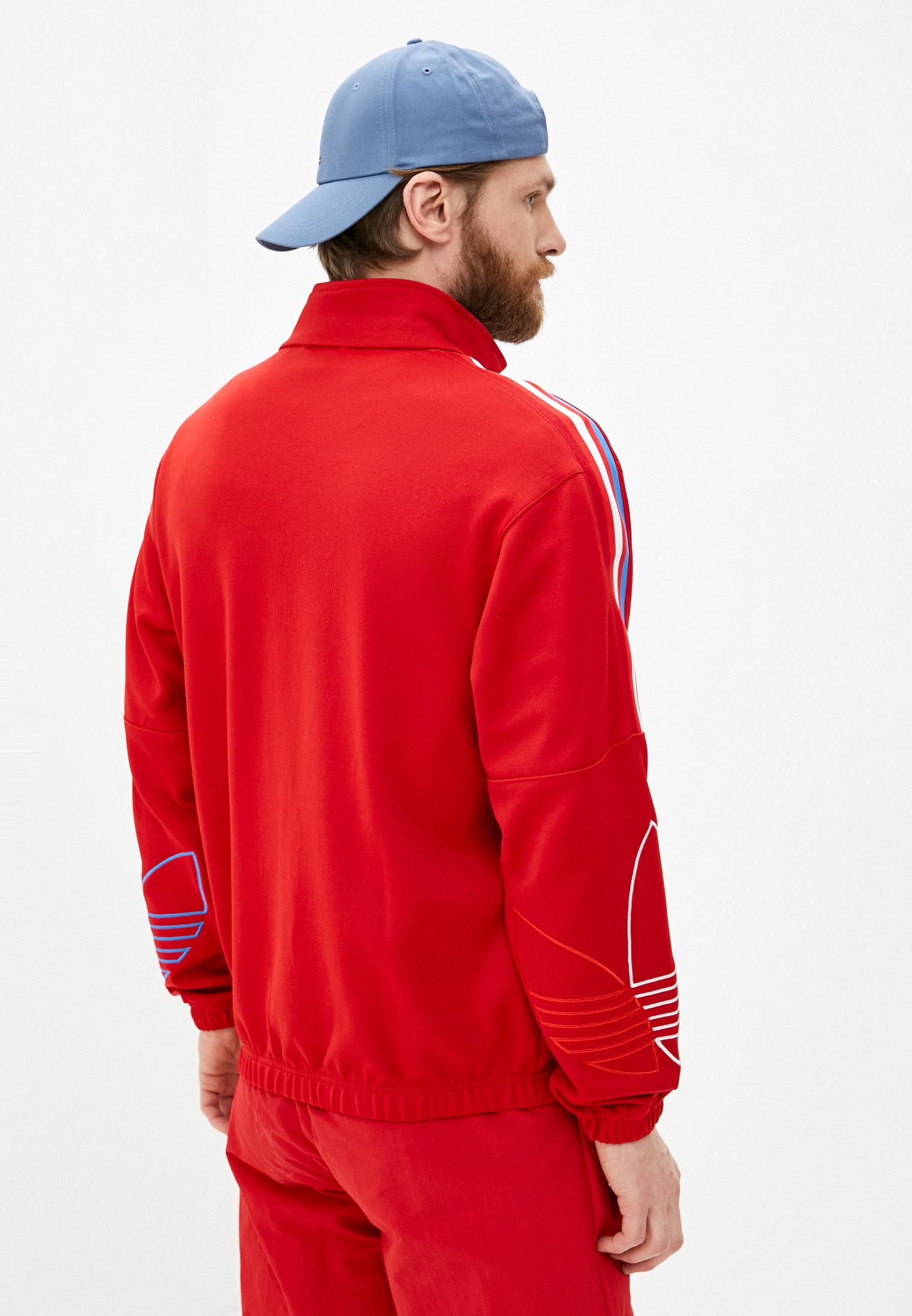Толстовка Adidas Originals (Адидас Ориджиналс) GN3558: изображение 3