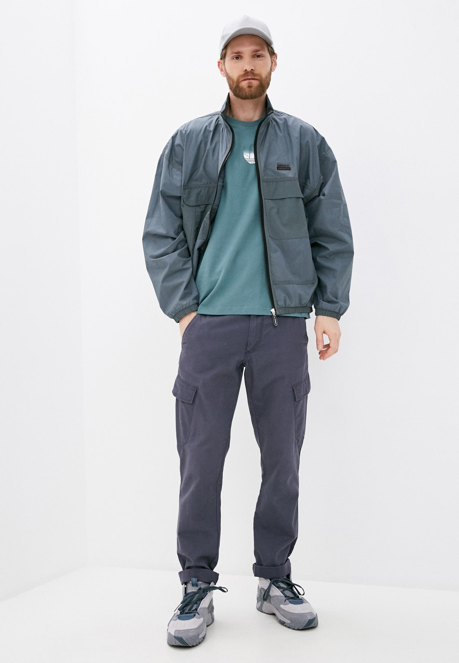 Мужская верхняя одежда Adidas Originals (Адидас Ориджиналс) GN3327: изображение 2