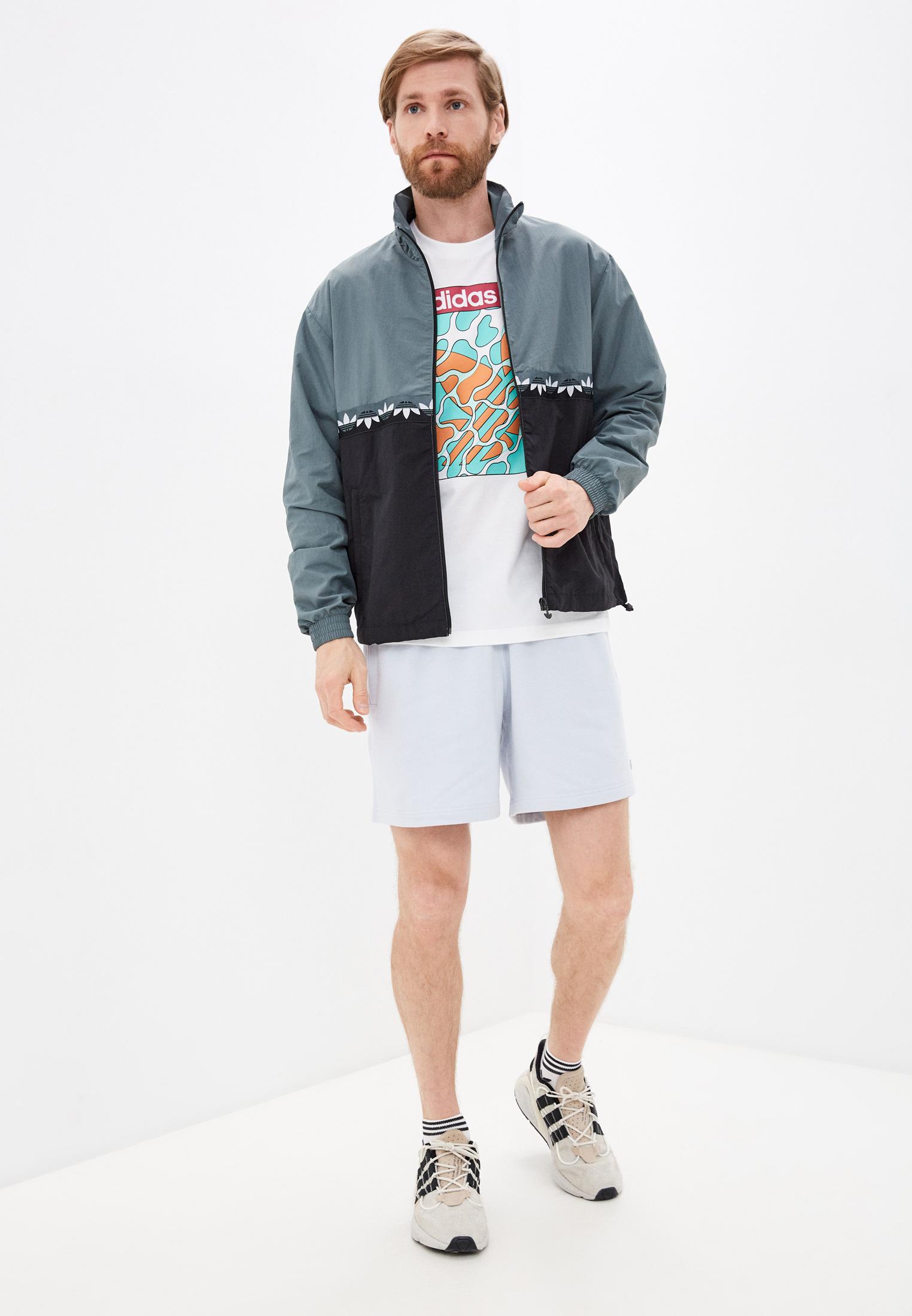 Мужская верхняя одежда Adidas Originals (Адидас Ориджиналс) GN3438: изображение 2