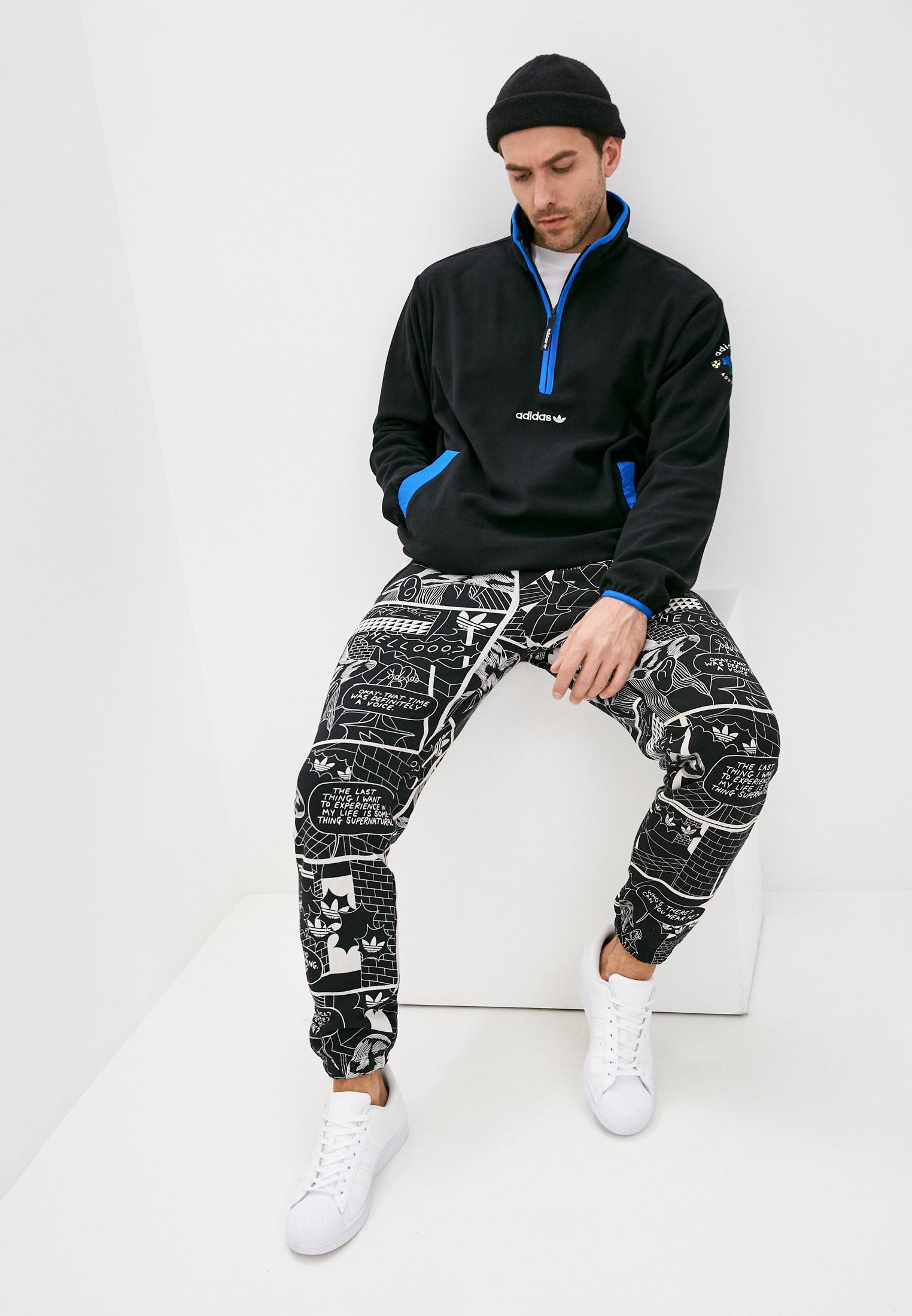 Толстовка Adidas Originals (Адидас Ориджиналс) GN2376: изображение 2