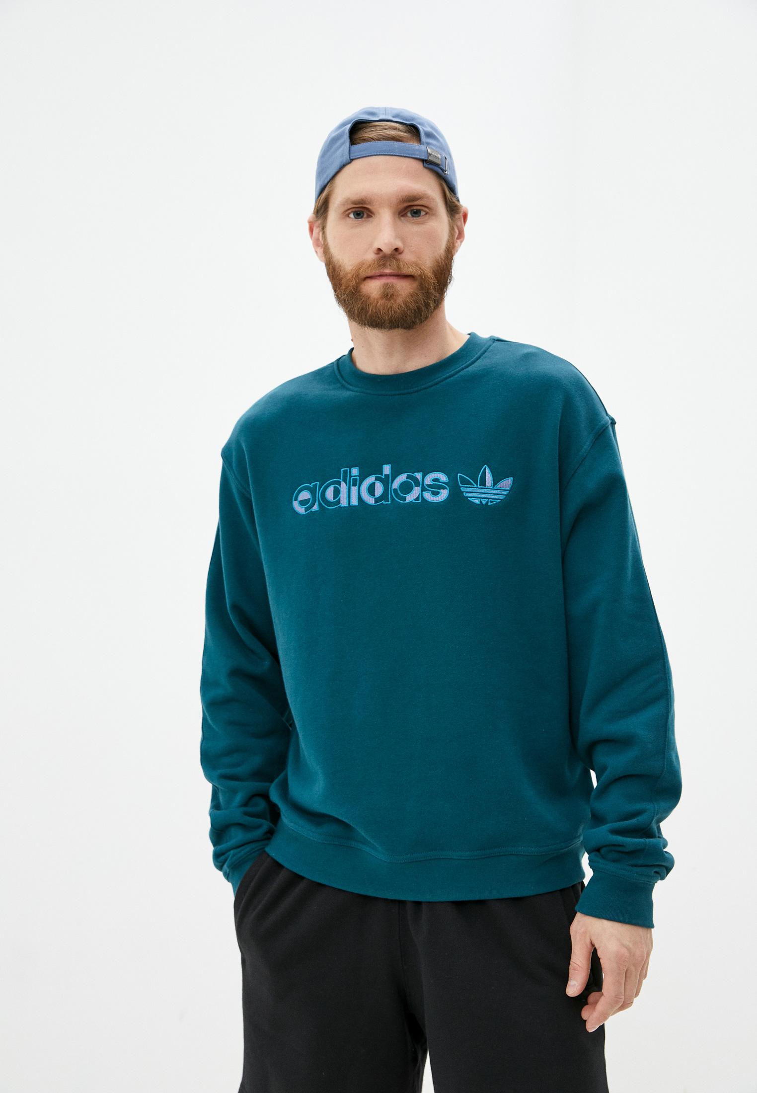 Толстовка Adidas Originals (Адидас Ориджиналс) GN3856: изображение 1