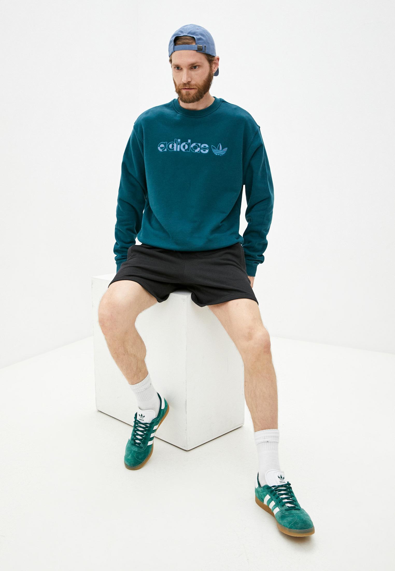 Толстовка Adidas Originals (Адидас Ориджиналс) GN3856: изображение 2