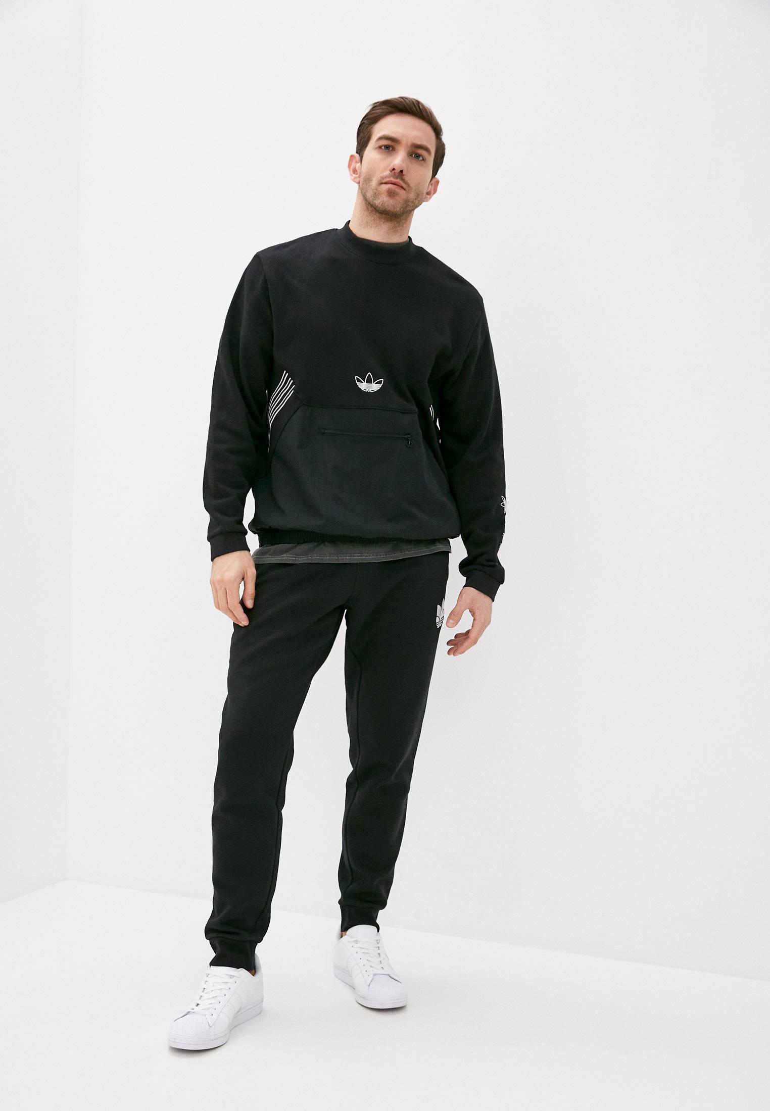 Толстовка Adidas Originals (Адидас Ориджиналс) GN2464: изображение 2