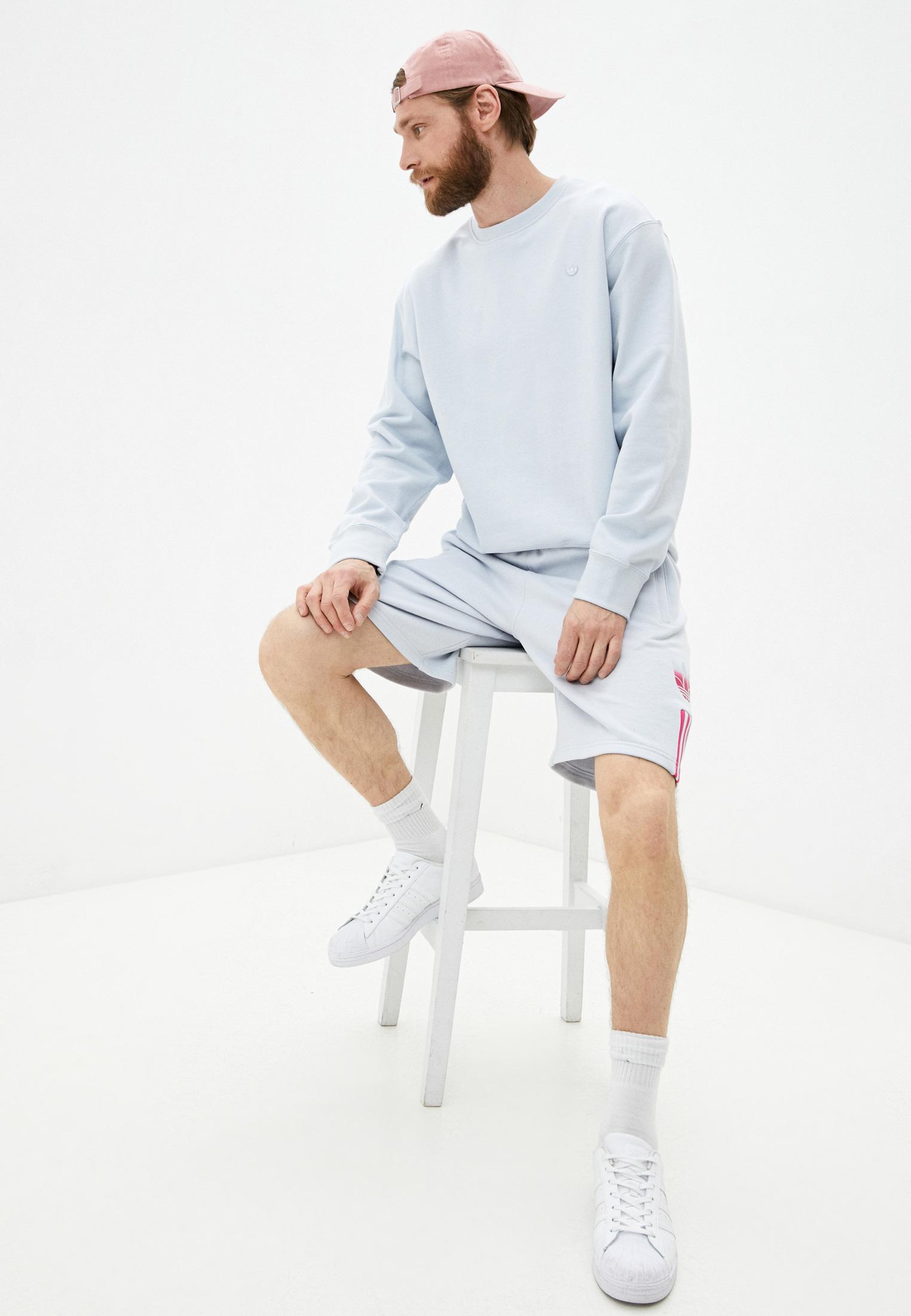 Толстовка Adidas Originals (Адидас Ориджиналс) GN3373: изображение 2