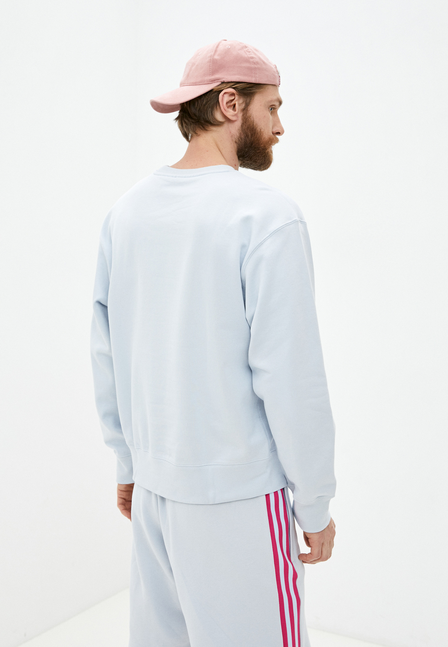 Толстовка Adidas Originals (Адидас Ориджиналс) GN3373: изображение 3