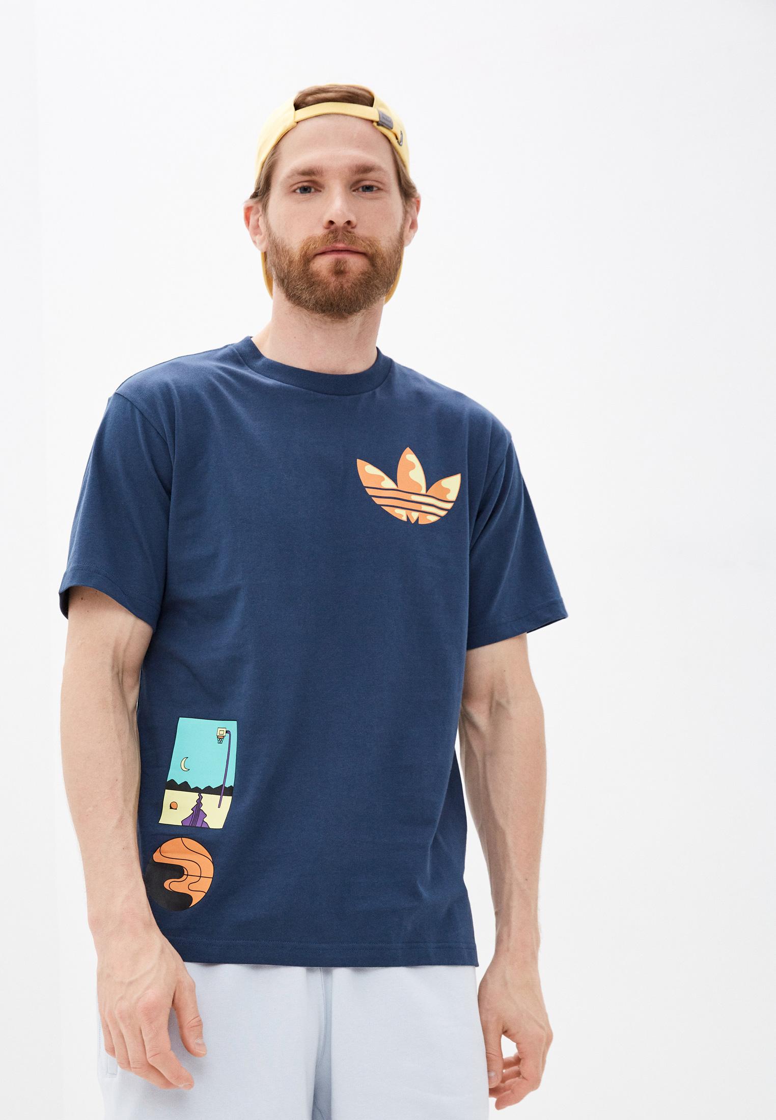 Футболка Adidas Originals (Адидас Ориджиналс) GN3902