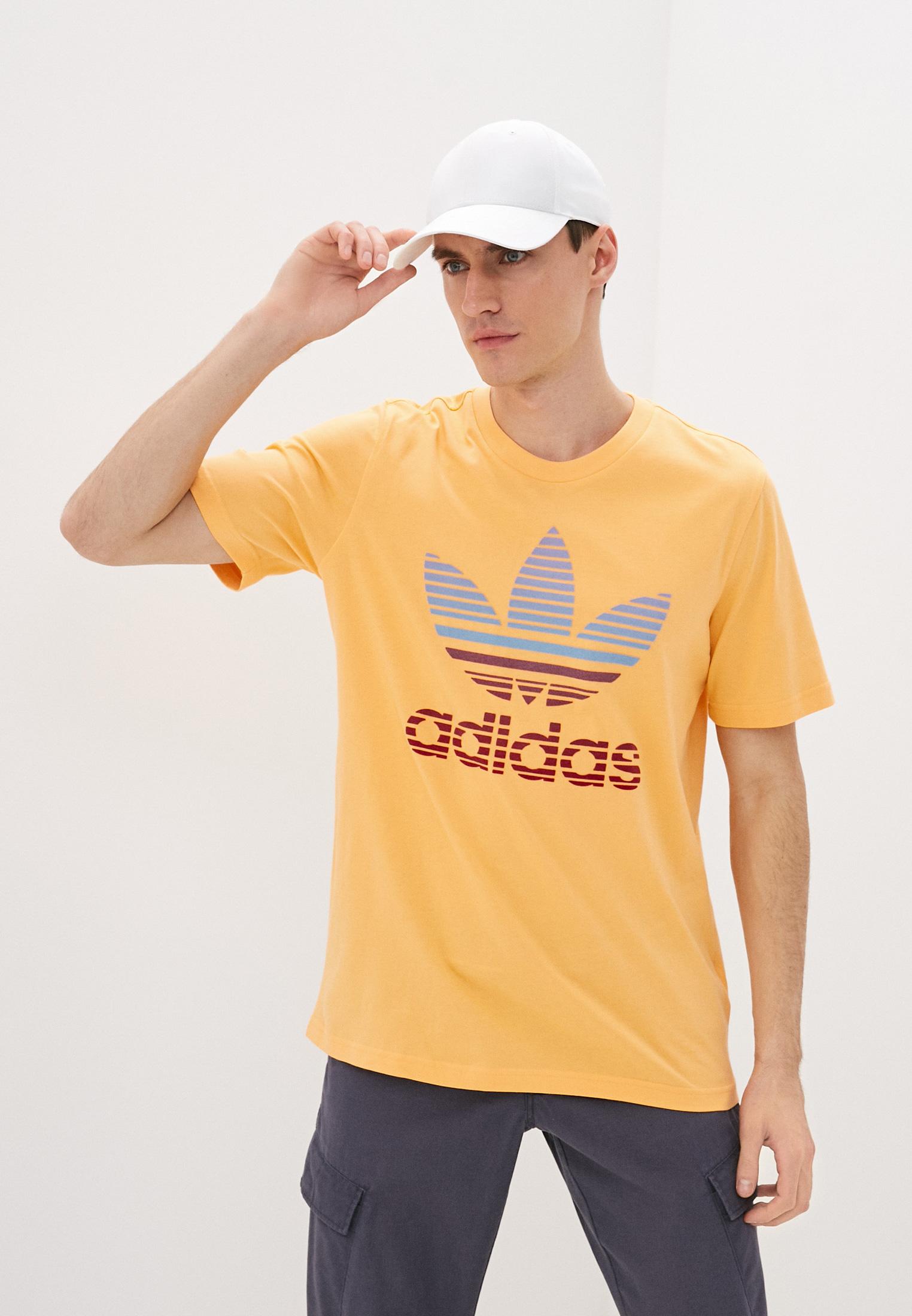 Футболка Adidas Originals (Адидас Ориджиналс) GN3651: изображение 1