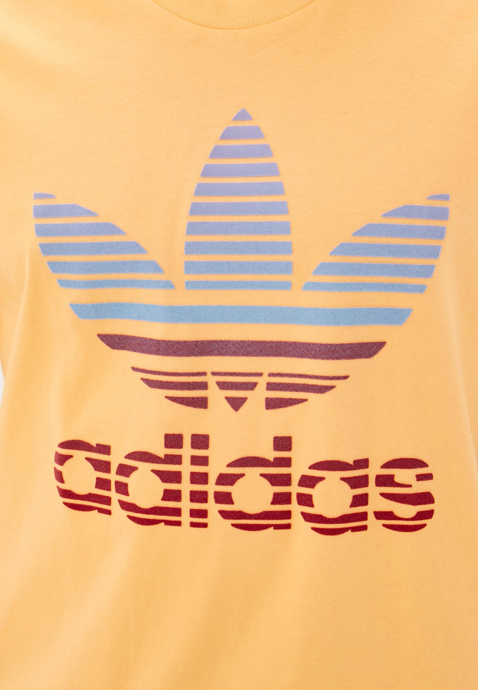 Футболка Adidas Originals (Адидас Ориджиналс) GN3651: изображение 3