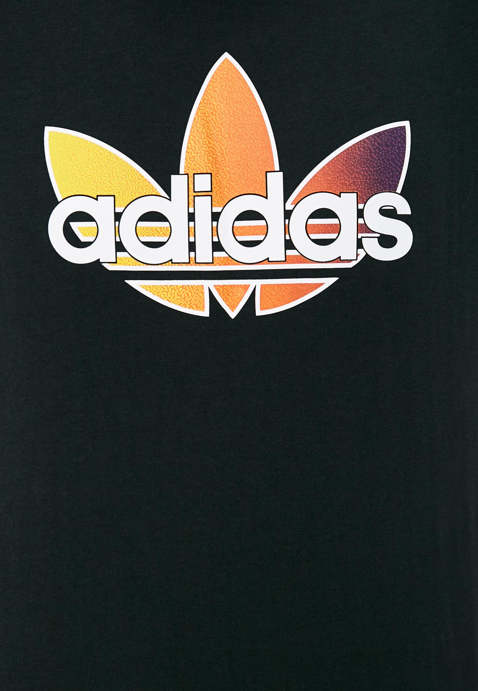 Футболка Adidas Originals (Адидас Ориджиналс) GN2441: изображение 4