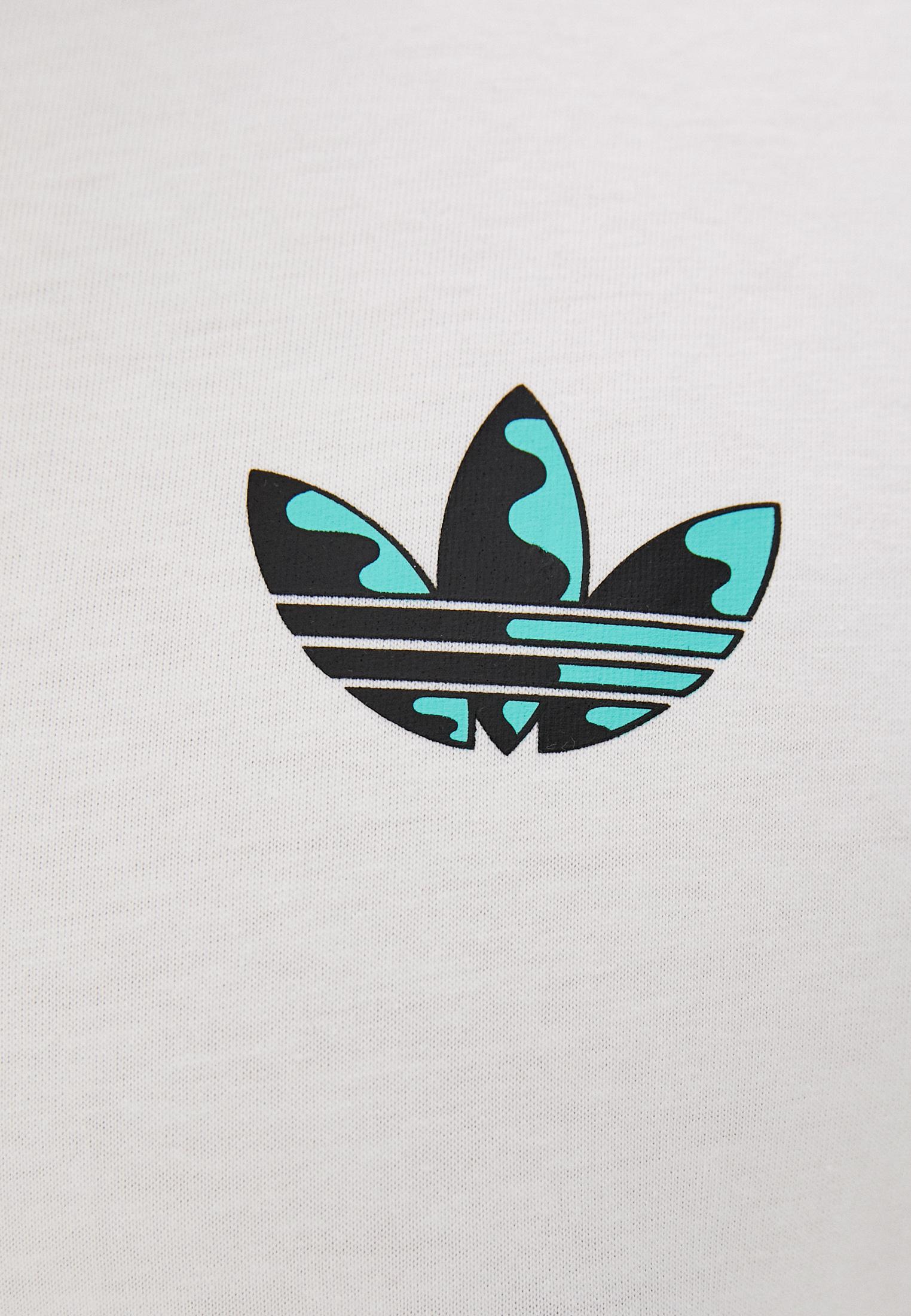 Футболка Adidas Originals (Адидас Ориджиналс) GN3906: изображение 3